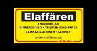 Elaffären i Vinberg