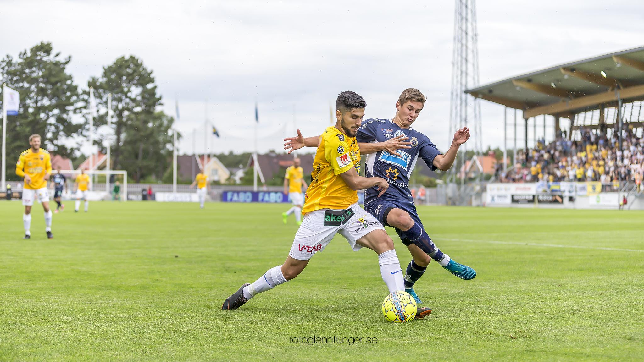 U21: Knapp förlust i Özens comeback