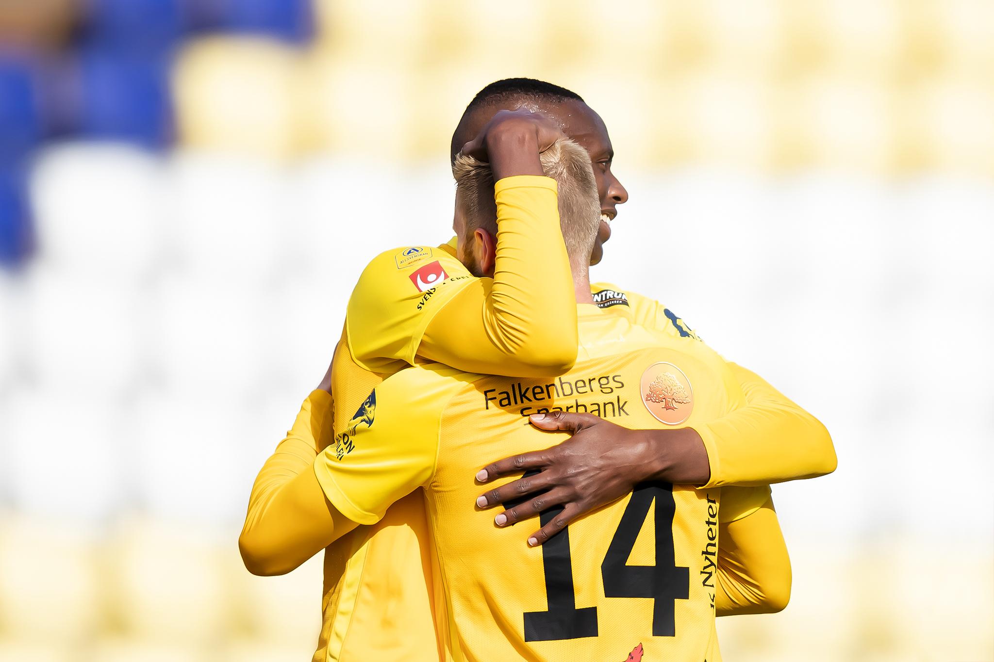 Fridolf och Nilsson matchhjältar för U21