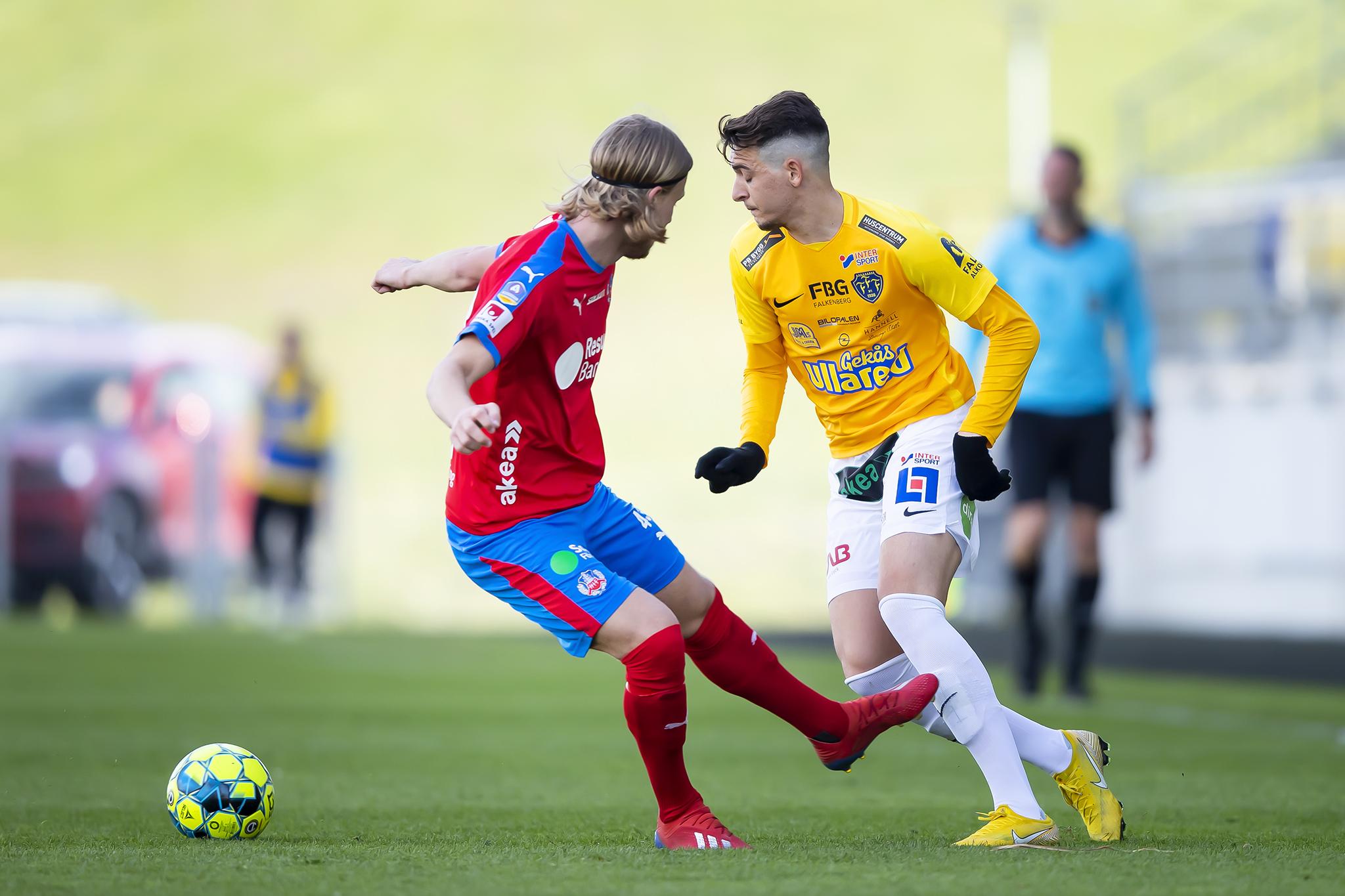 2-0-seger för U21 mot Elfsborg