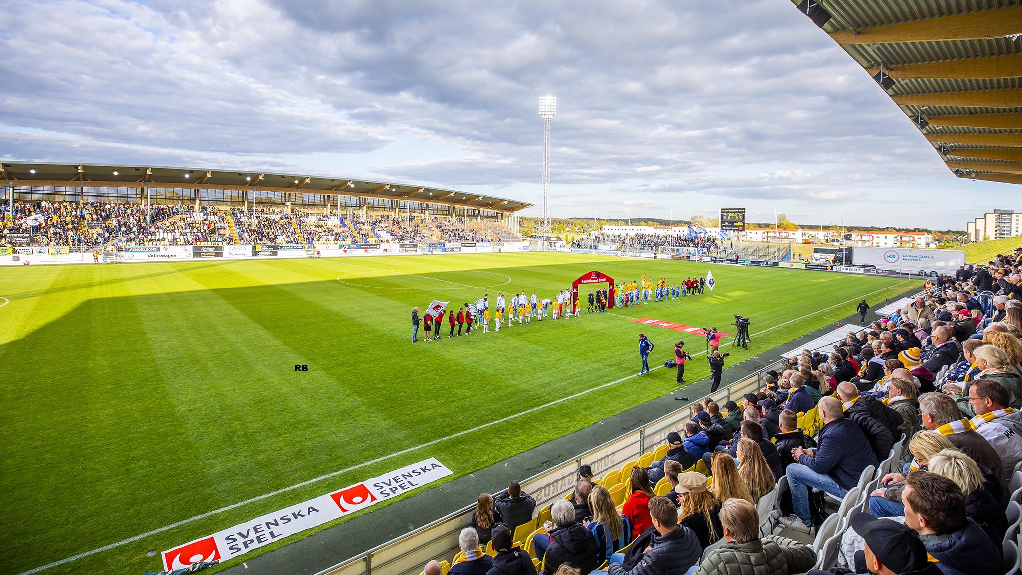 Programblad FFF – Kalmar FF – 1 juni 2019