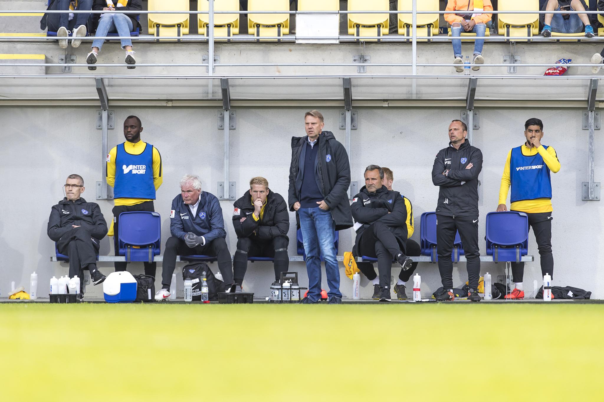 "Hasse Eklund: ""Jag är optimistisk"""