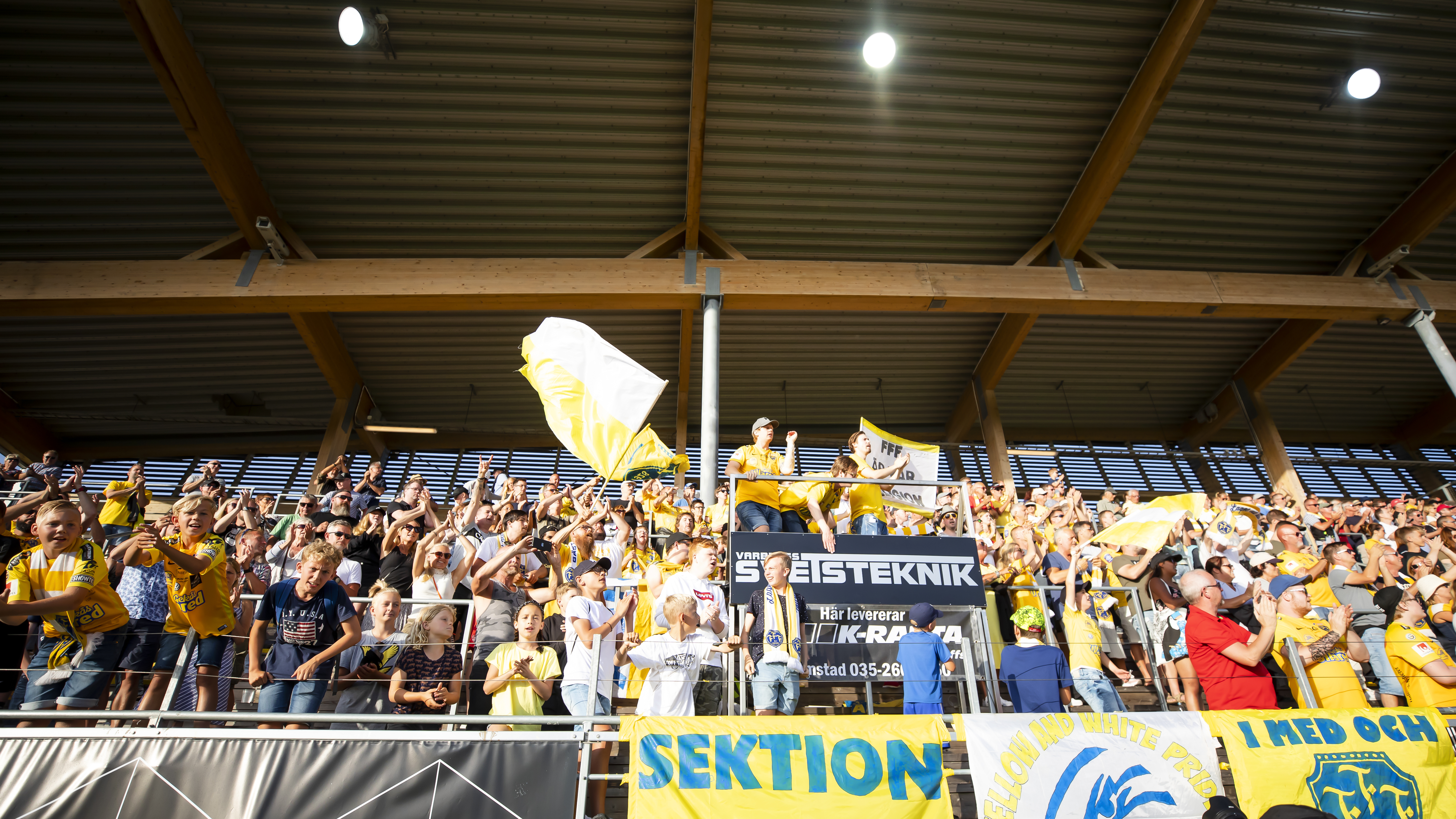 Slutsålt FFF-IFK