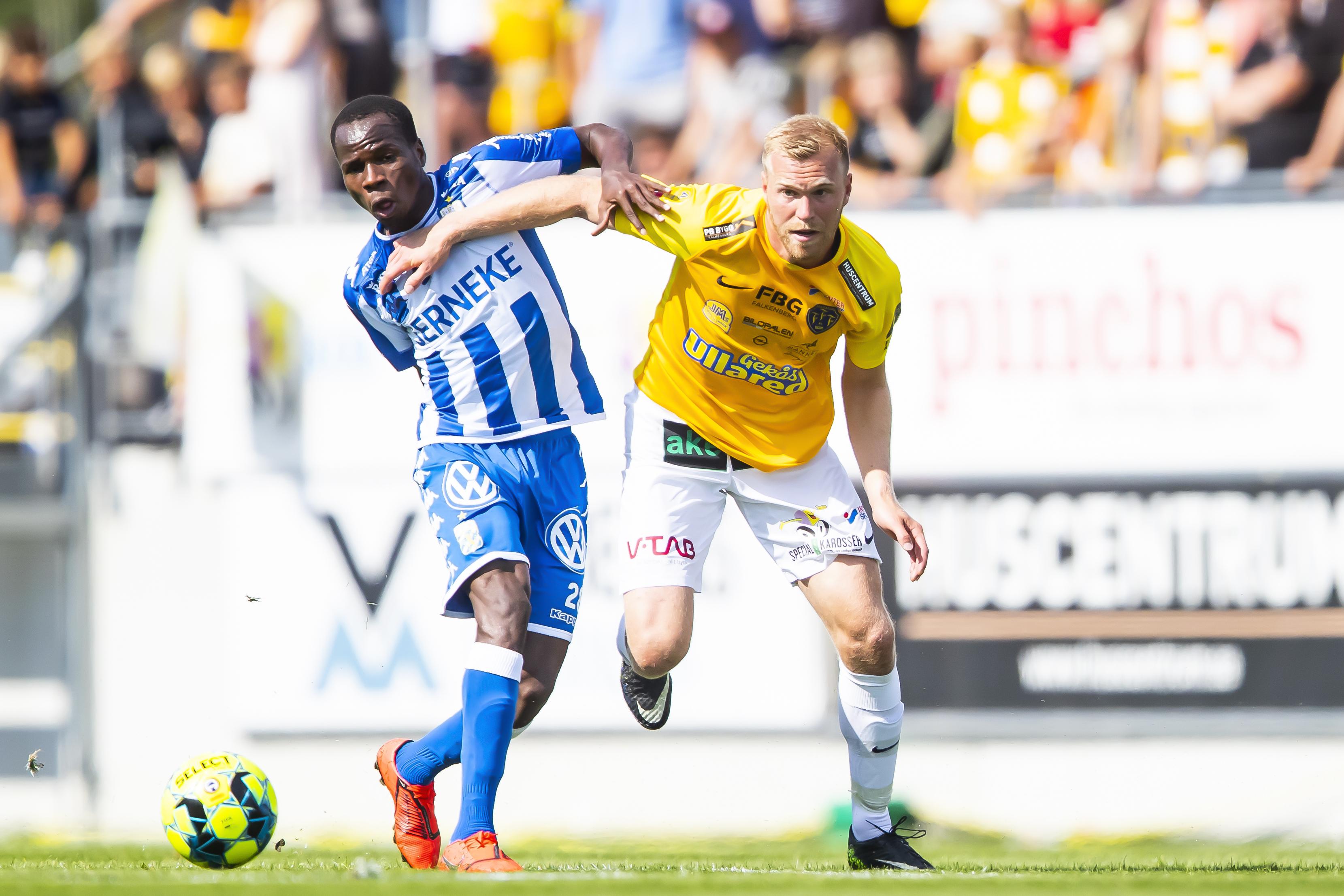 Bildextra FFF-IFK Göteborg