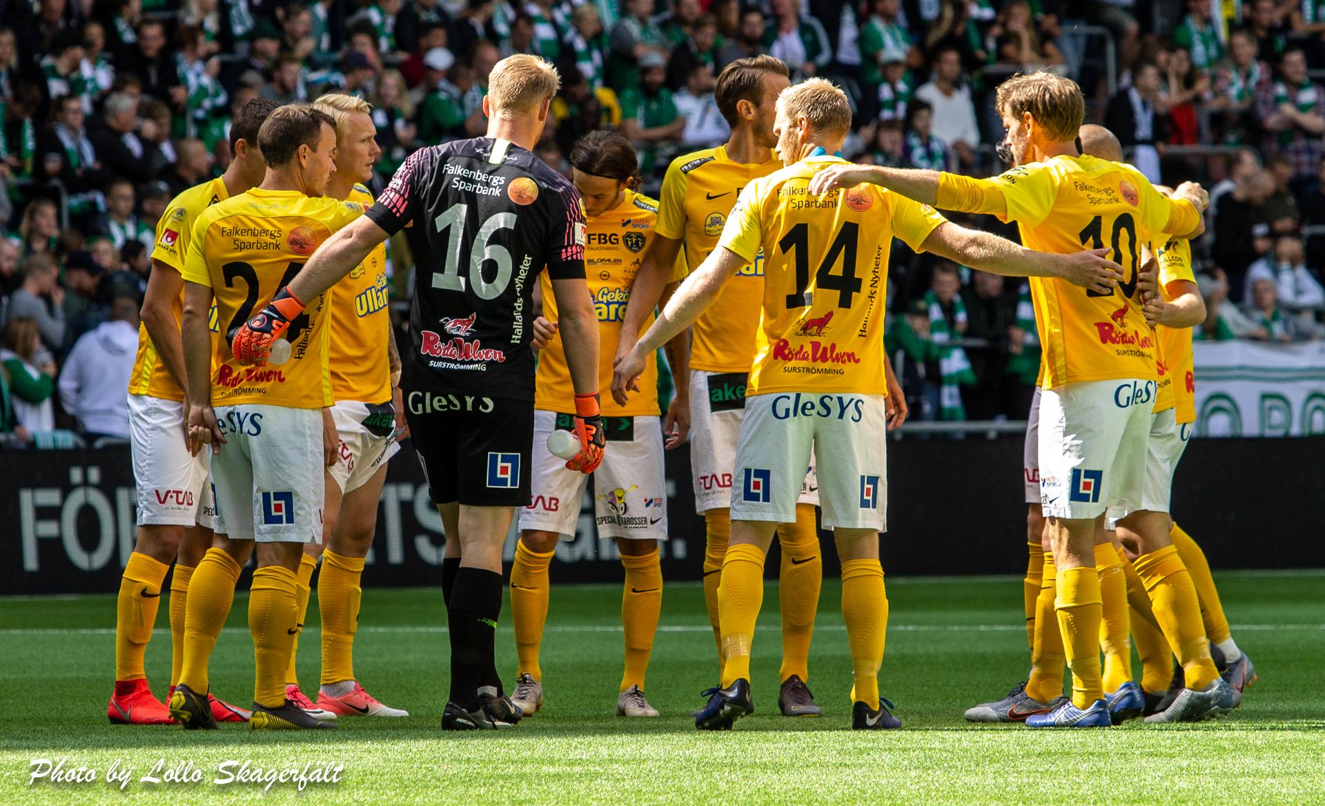 FFF överkörda i Stockholm