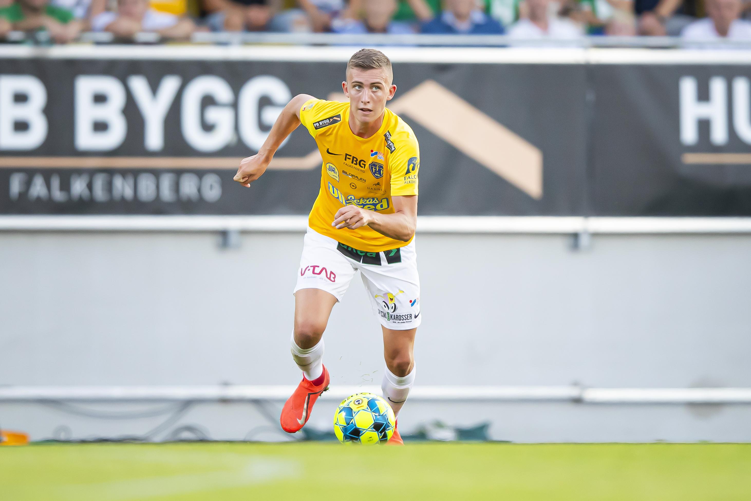 John Björkengren uttagen i U21-landslaget