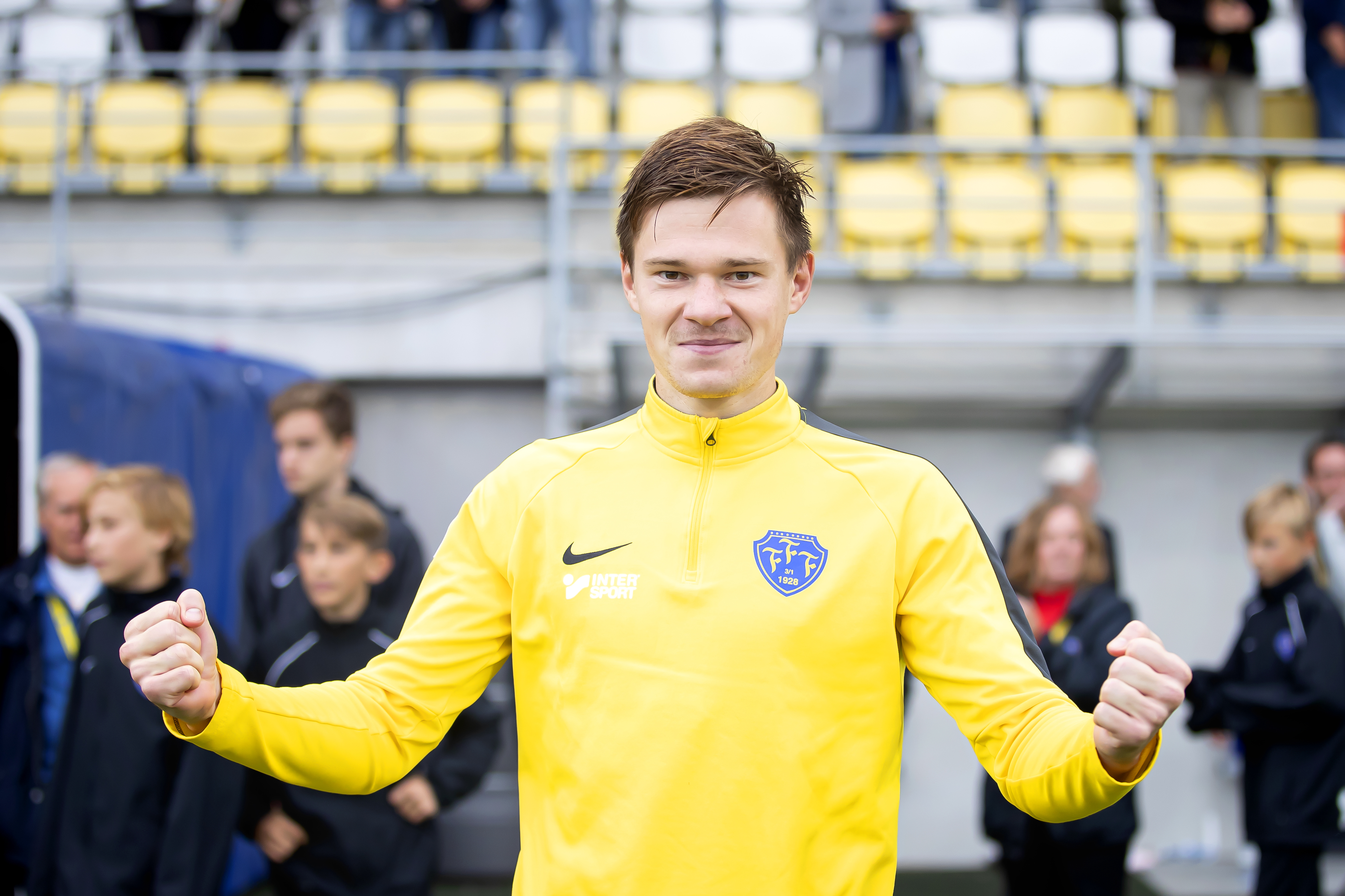 Hampus Nilsson nollade Östersunds FK
