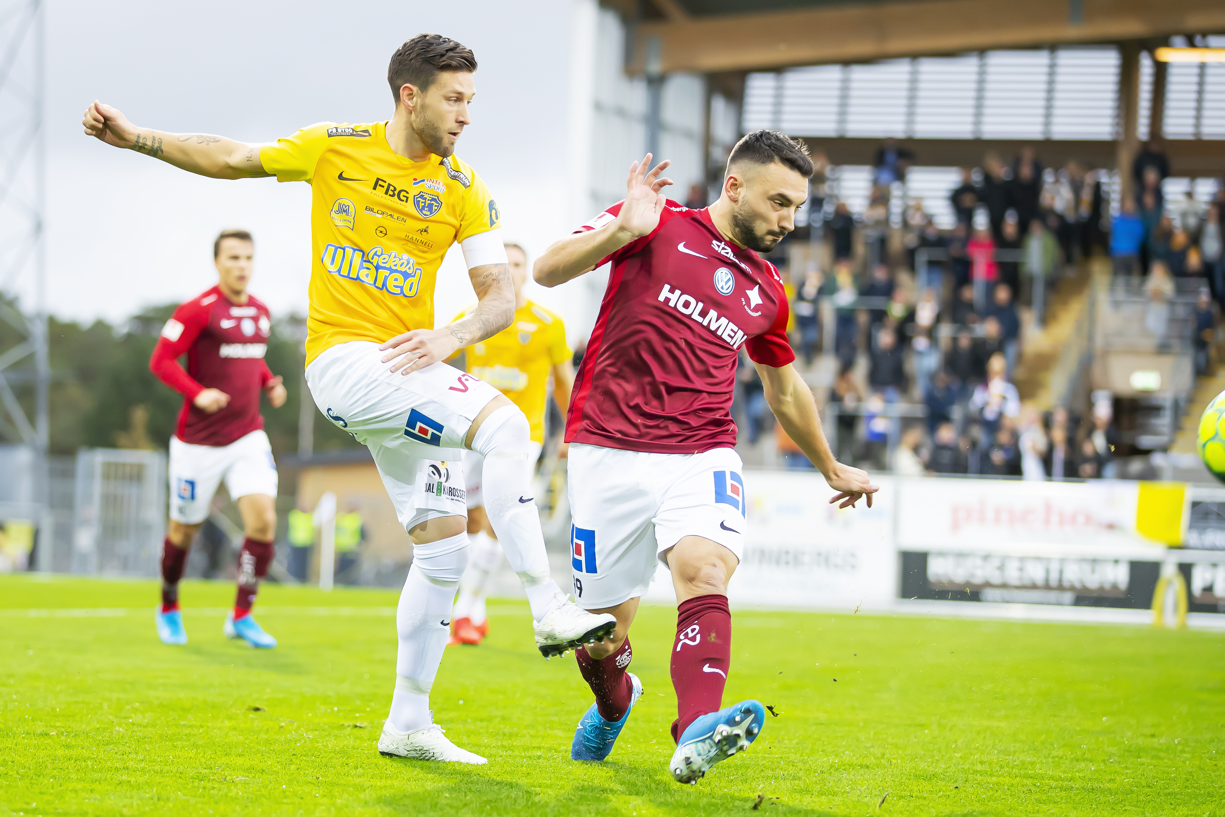 Vinnaren i 50/50-lotteriet – FFF-IFK Norrköping