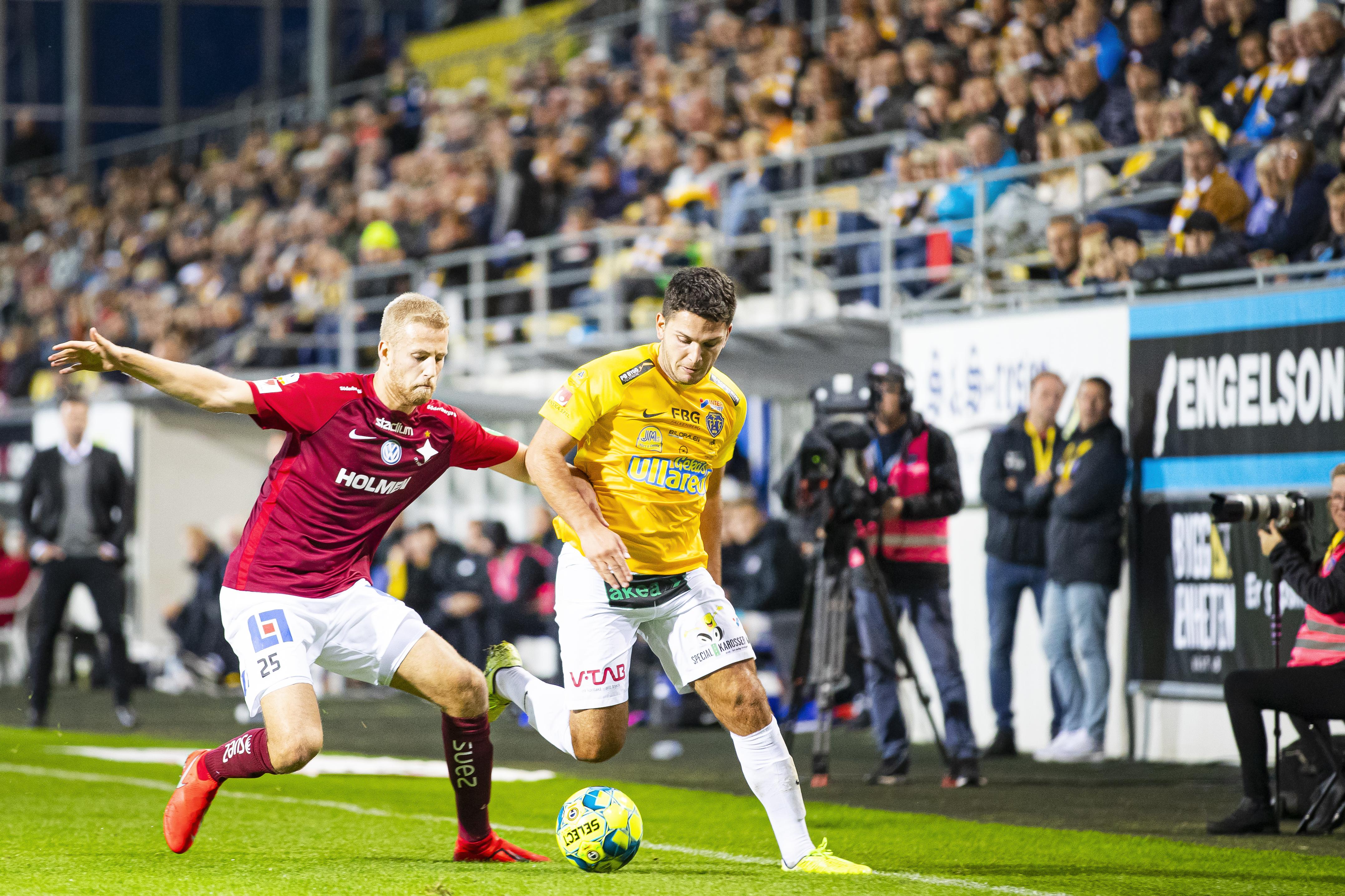 Blytung förlust mot IFK Norrköping