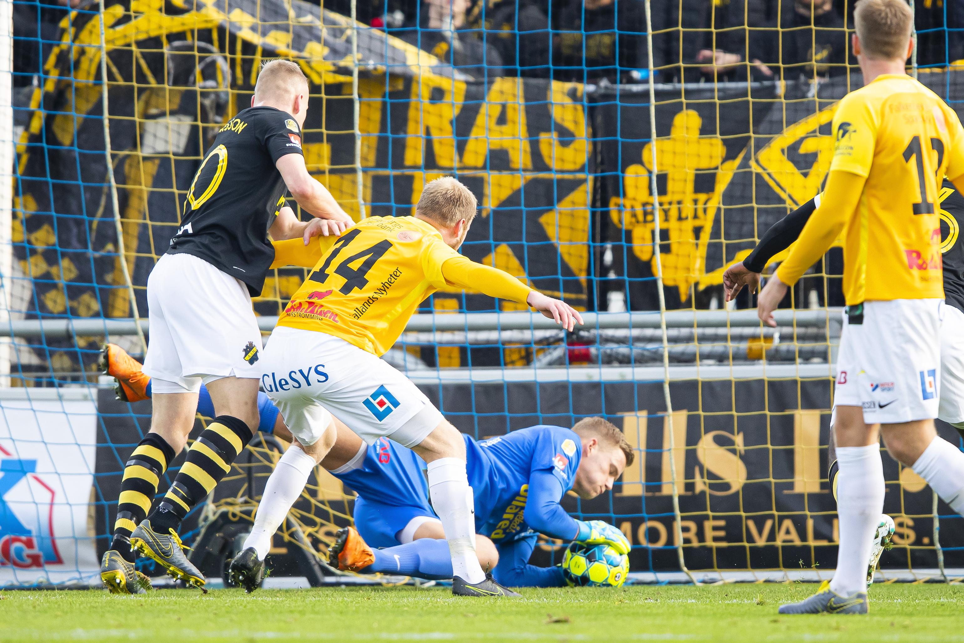 Vinnaren i 50/50-lotteriet – FFF-AIK