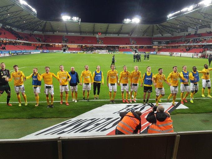 FFF segrade i Kalmar!