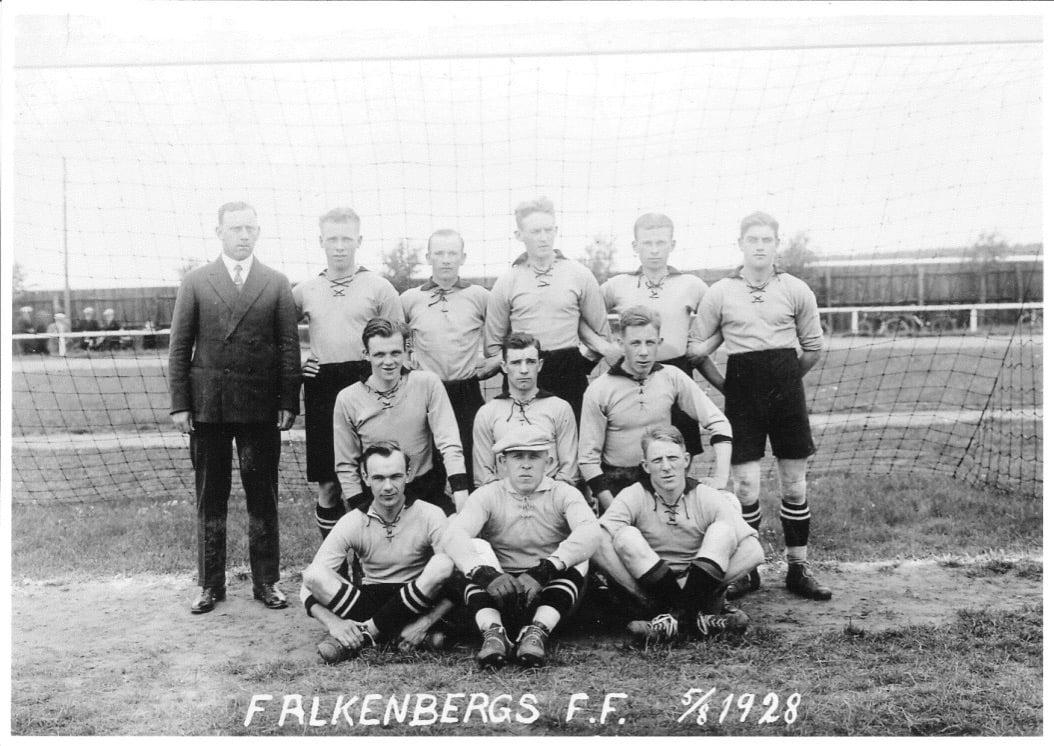 Falkenbergs FF 92 år!