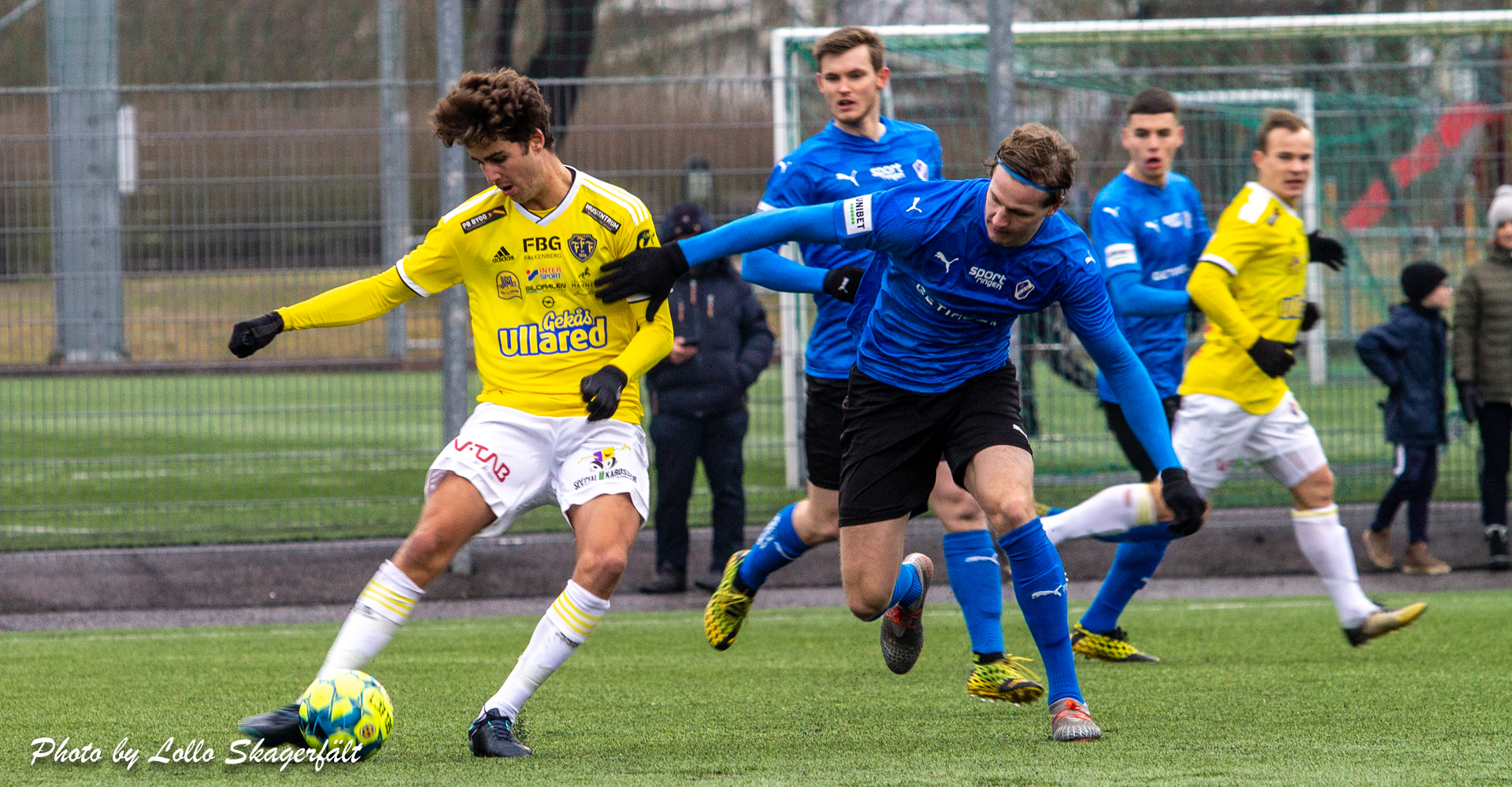 """U21 föll mot HIF: """"En bra U21-match"""""""