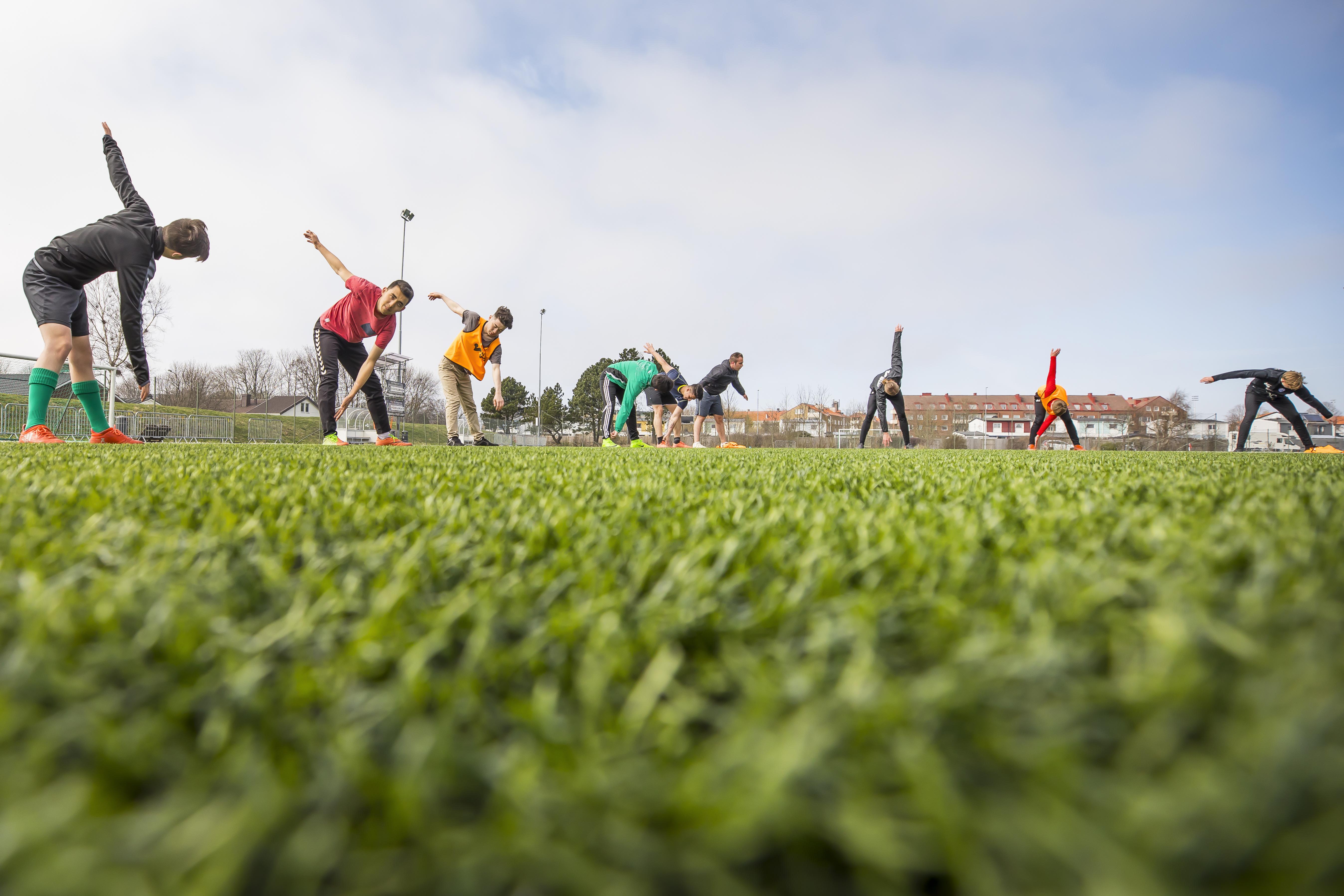 Fotbollsklubbarnas samhällsinsatser uppmärksammas i ny studie