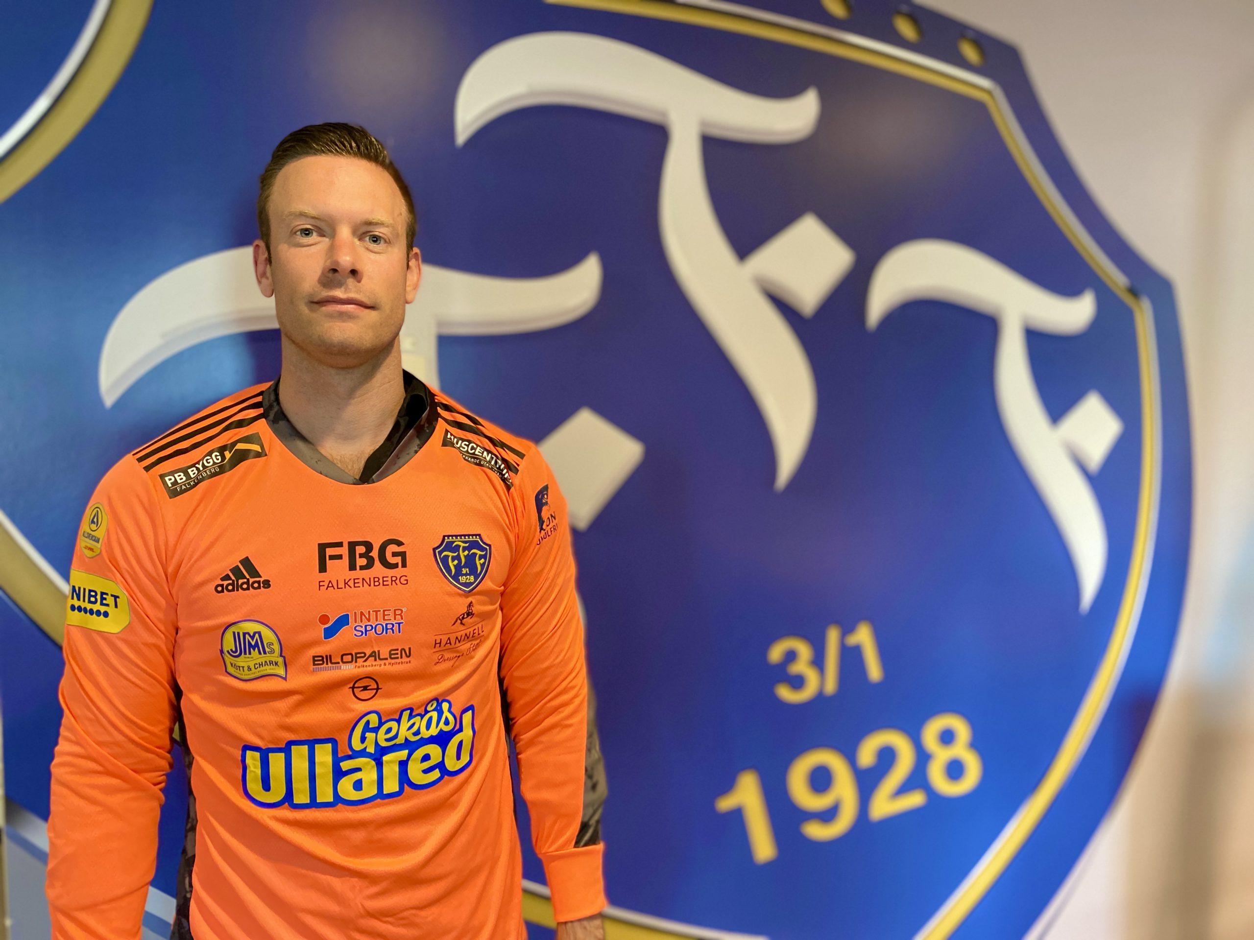Falkenbergs FF värvar landslagsmeriterade Viktor Noring