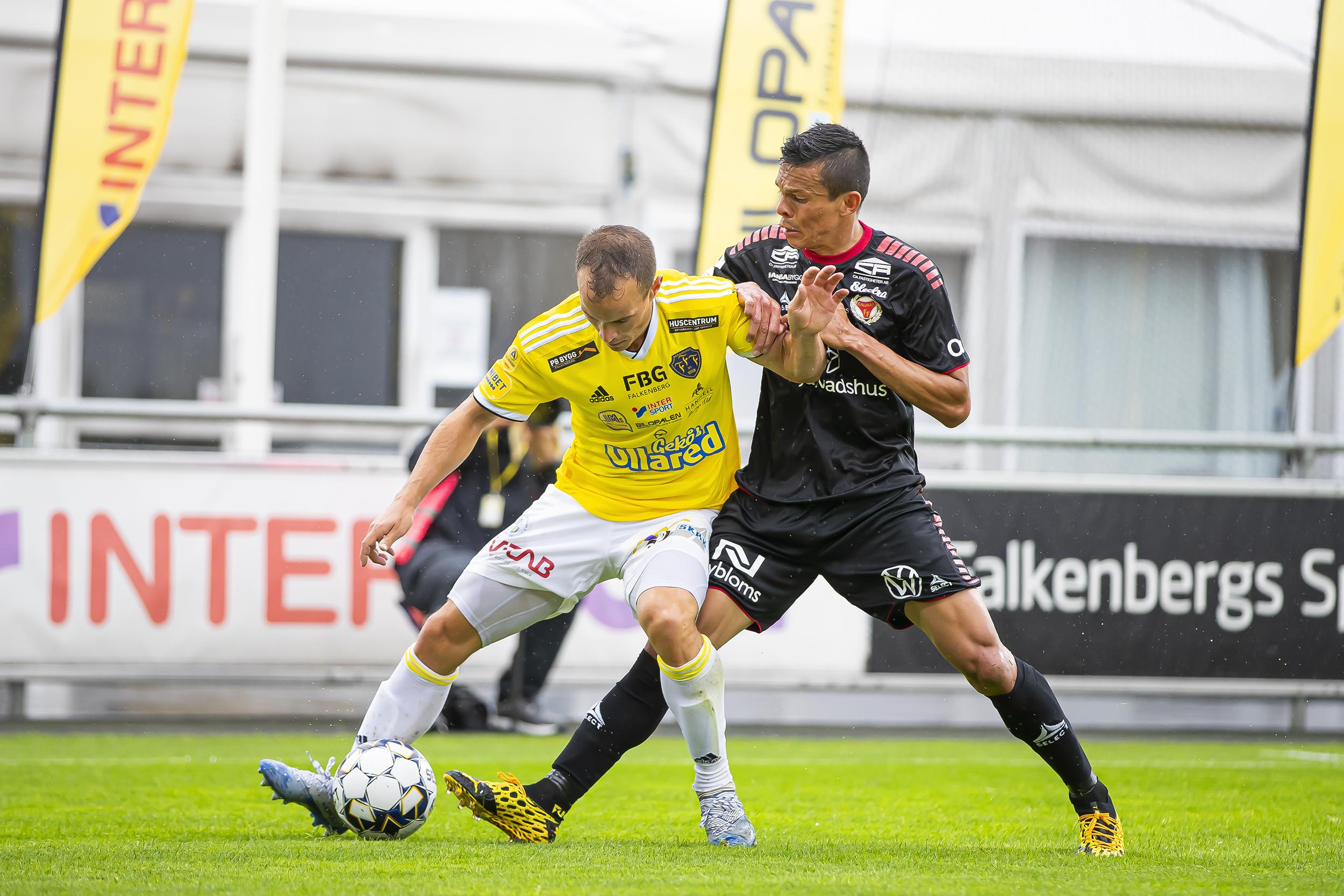 Tung förlust mot Kalmar FF