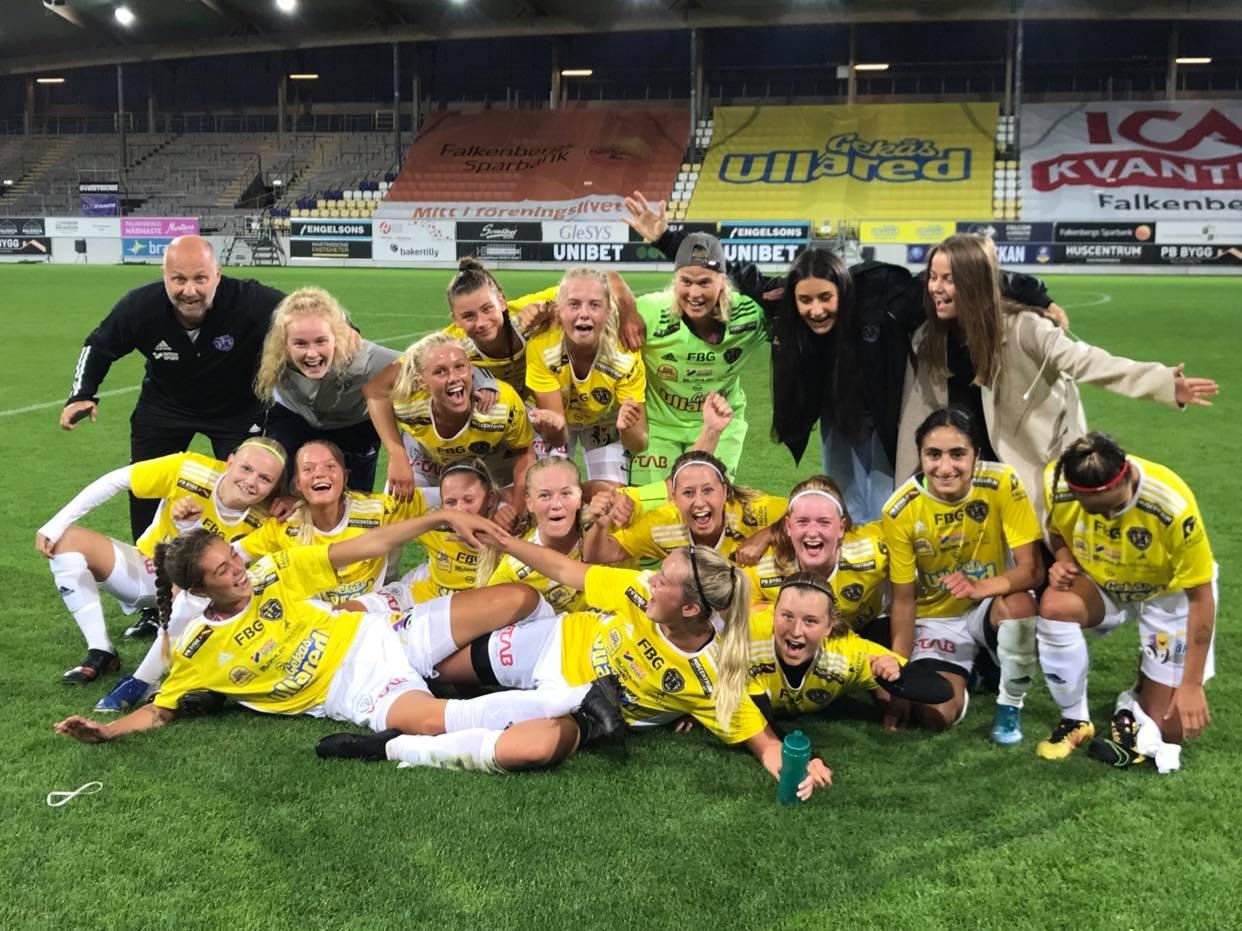 """Damlaget till semifinal i DM: """"Otroligt bra match"""""""