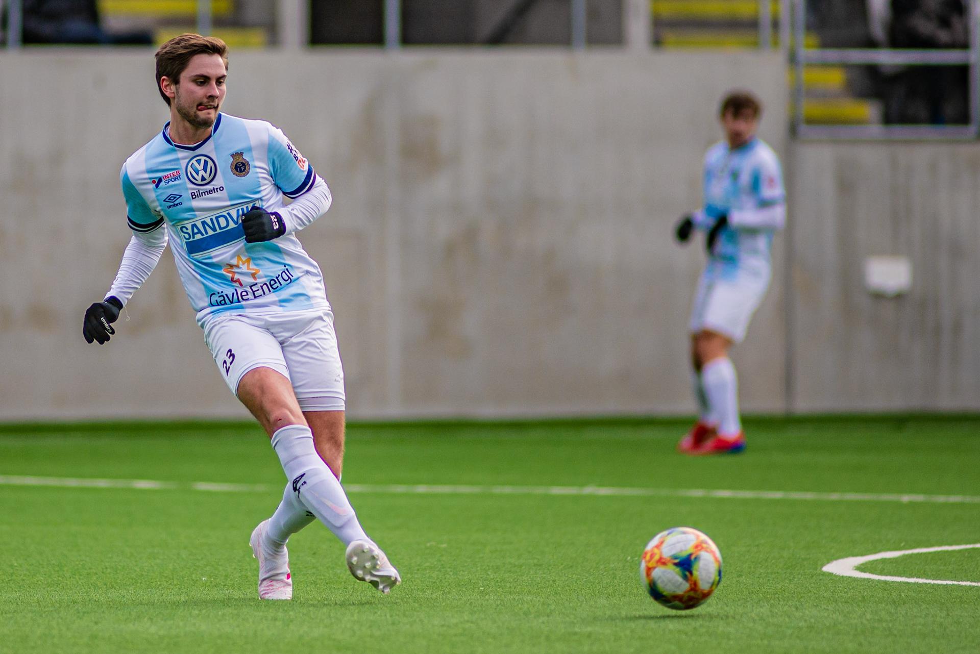 """Axel Norén till FFF: """"En klubb som ska vara i allsvenskan"""""""