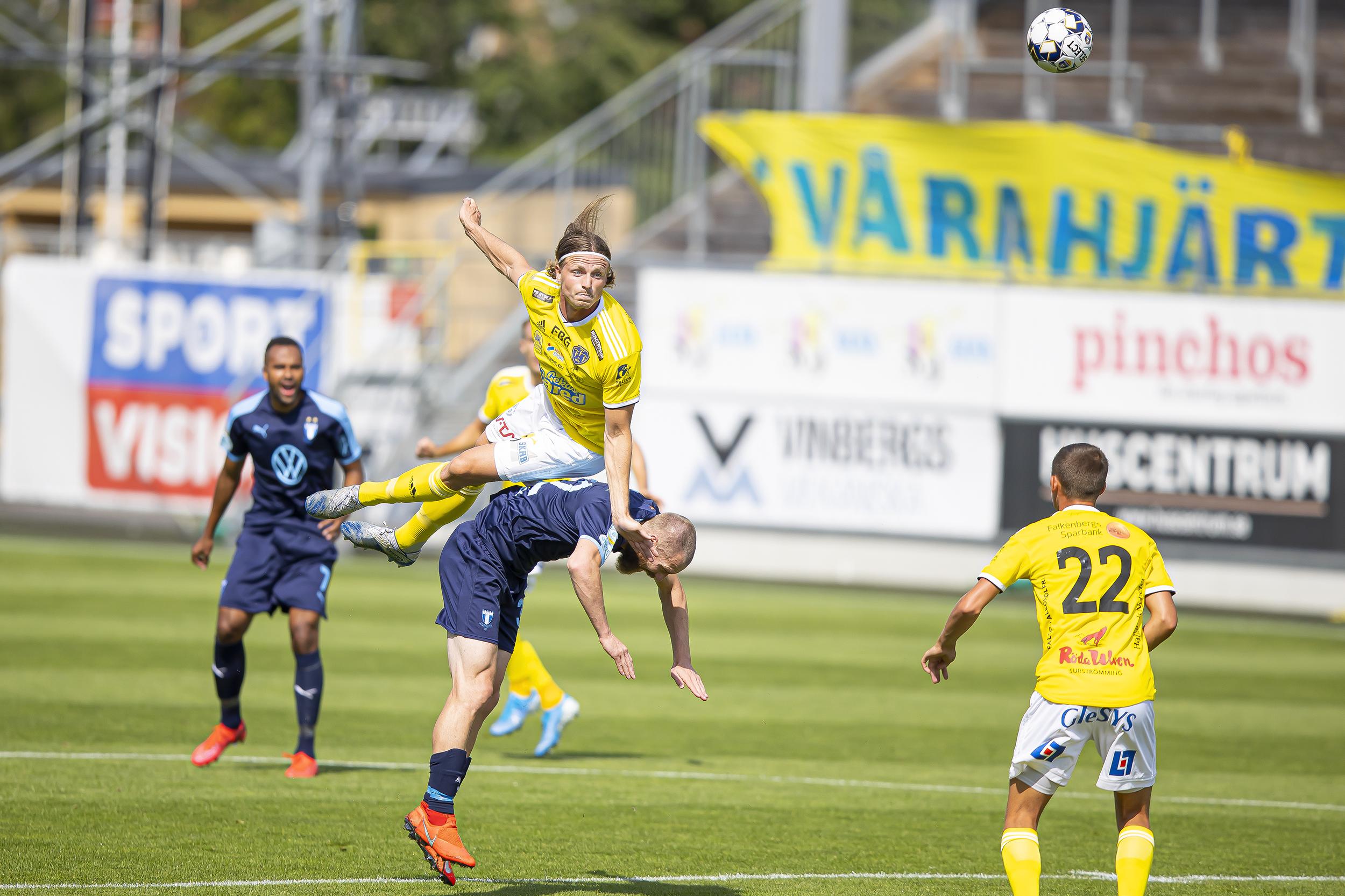 FFF föll med uddamålet i Malmö