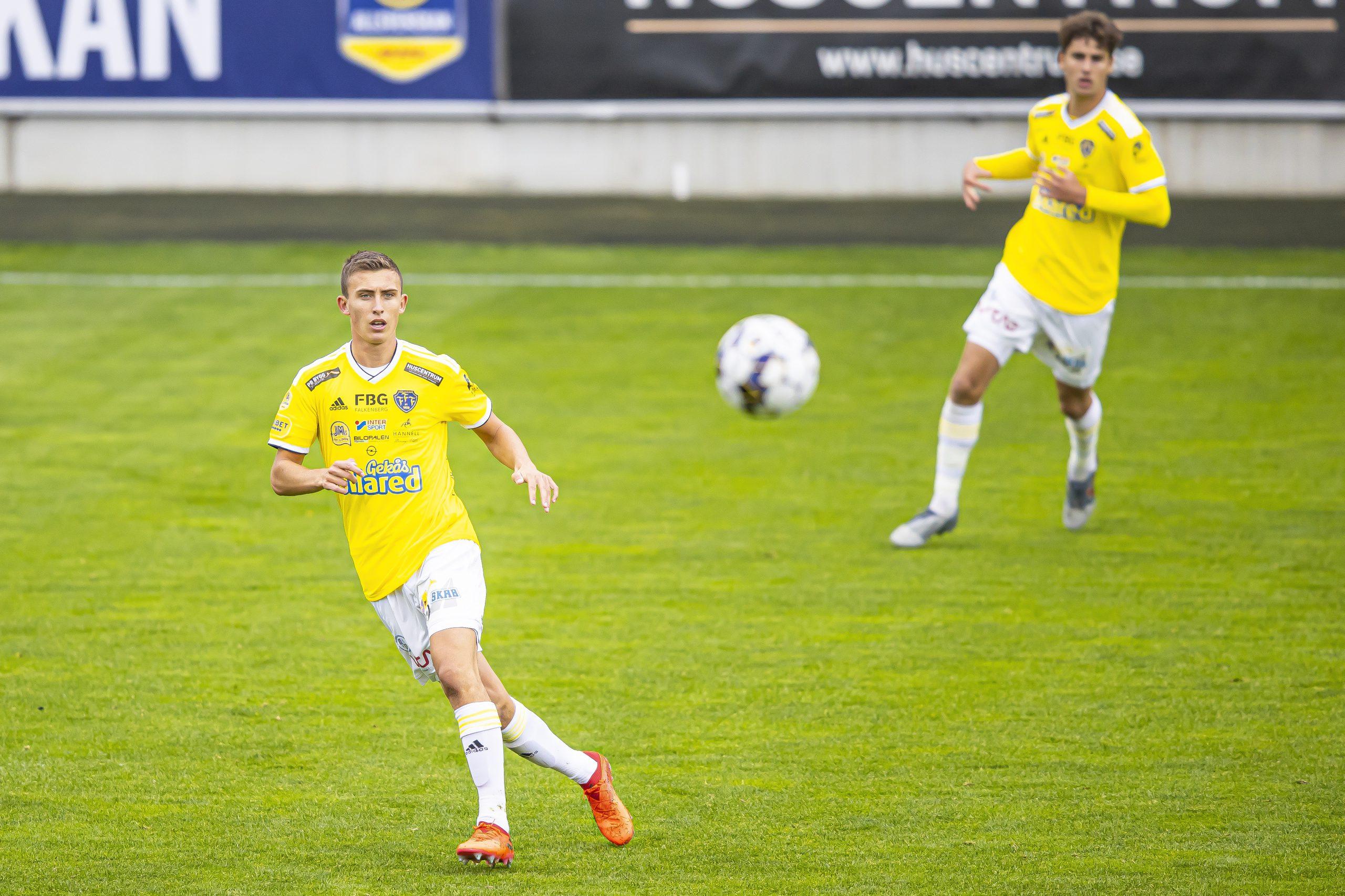 Falkenbergs FF säljer John Björkengren till Lecce