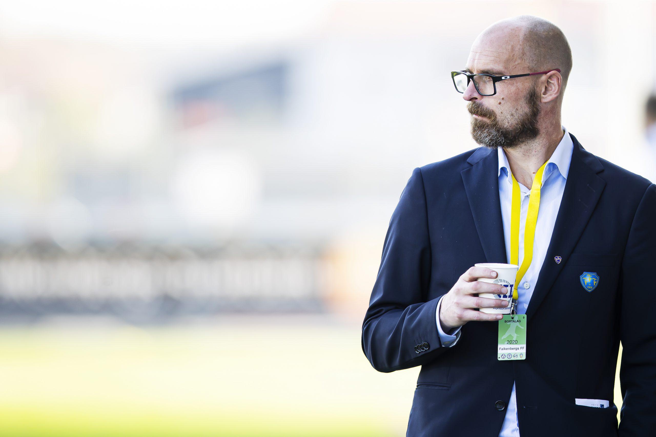 Känslor och tankar från klubbchef Patrik Lundgren