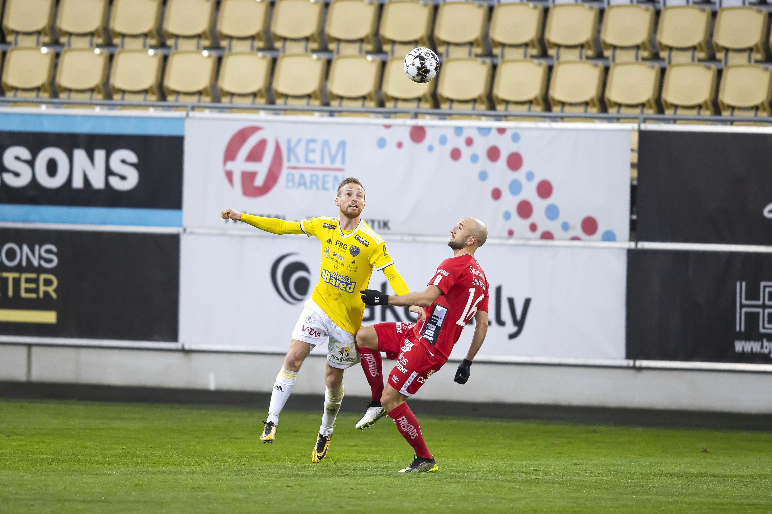 Tung förlust mot Elfsborg