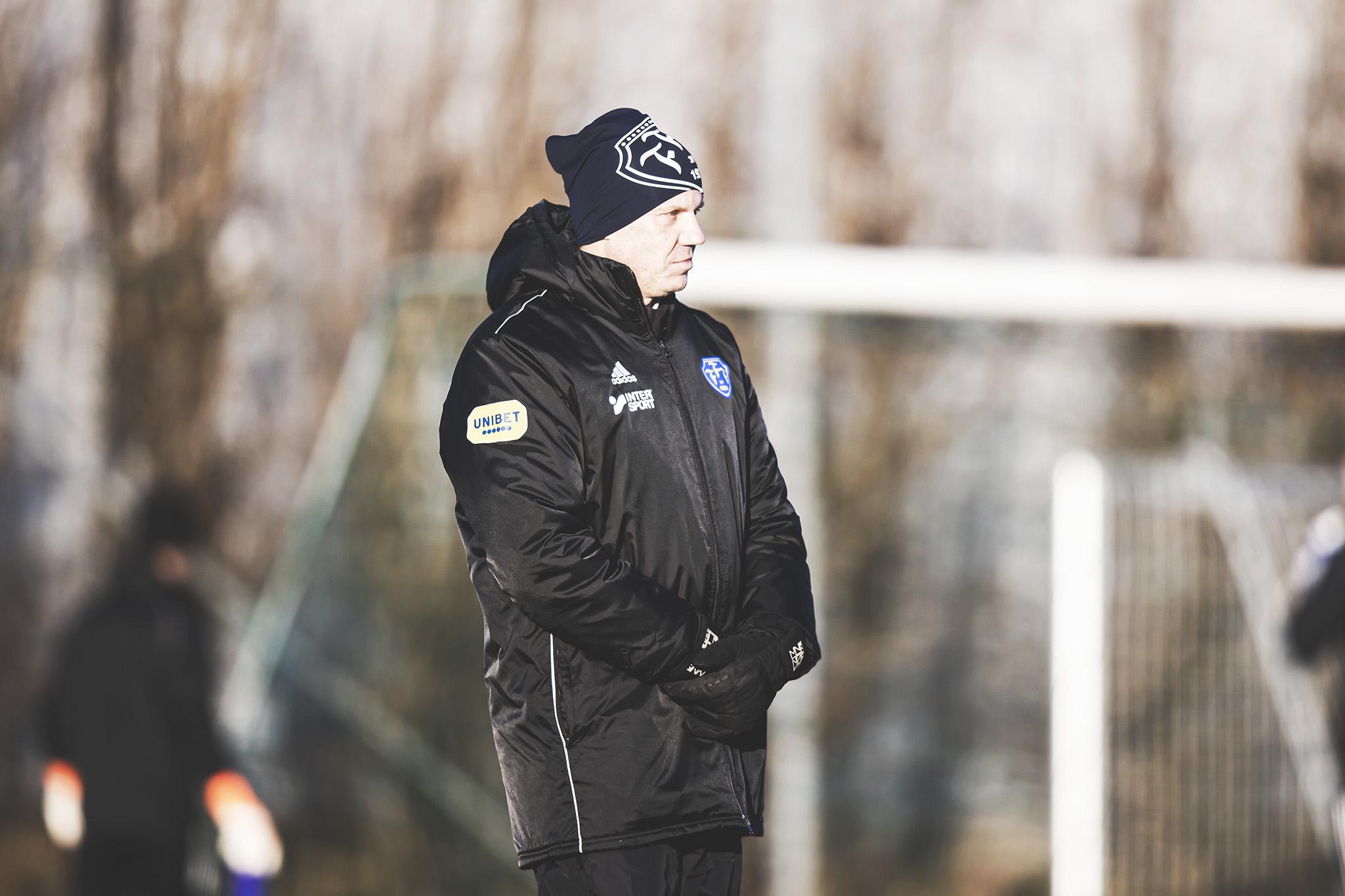 Hasse Eklund missar dagens match