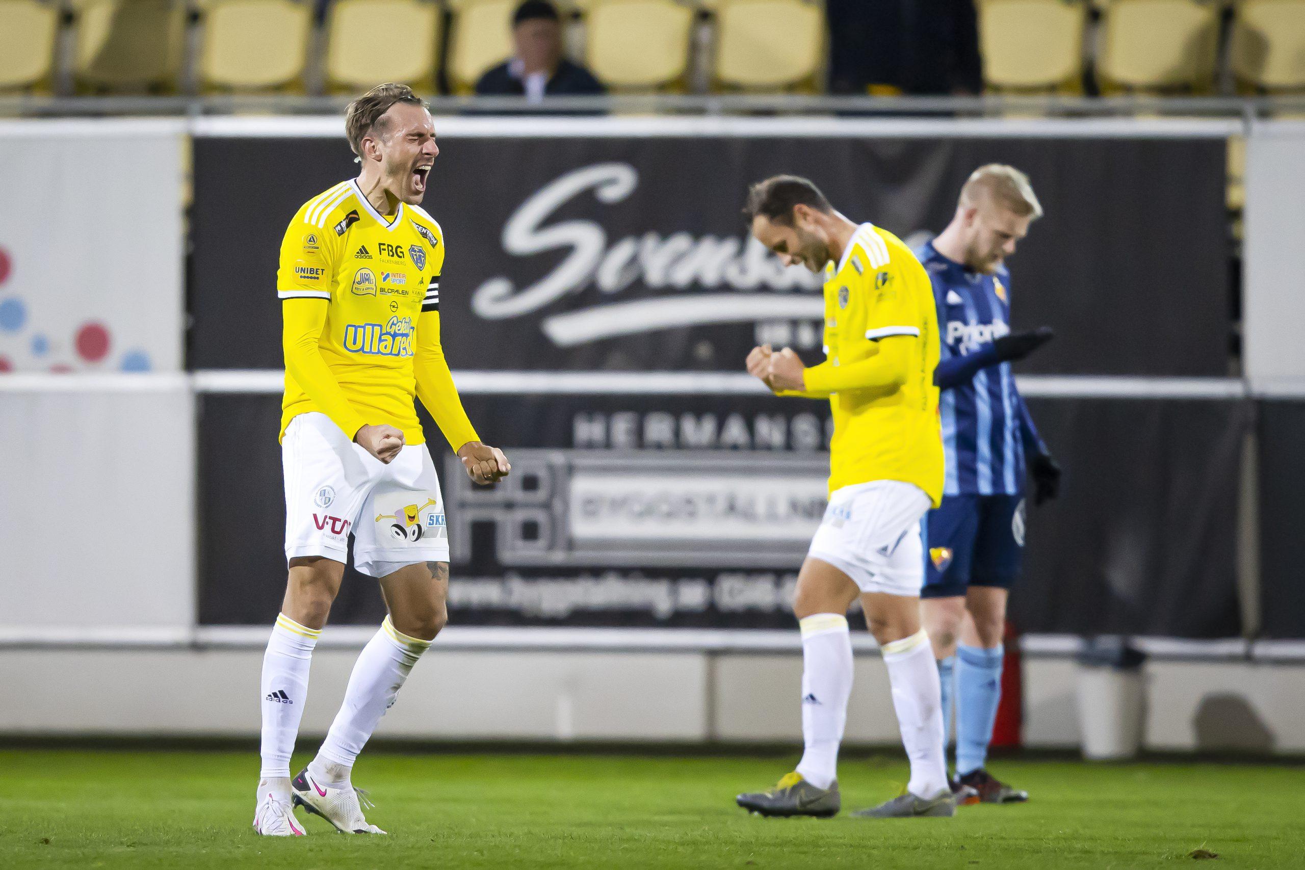 Tobias Karlsson ny lagkapten för Falkenbergs FF
