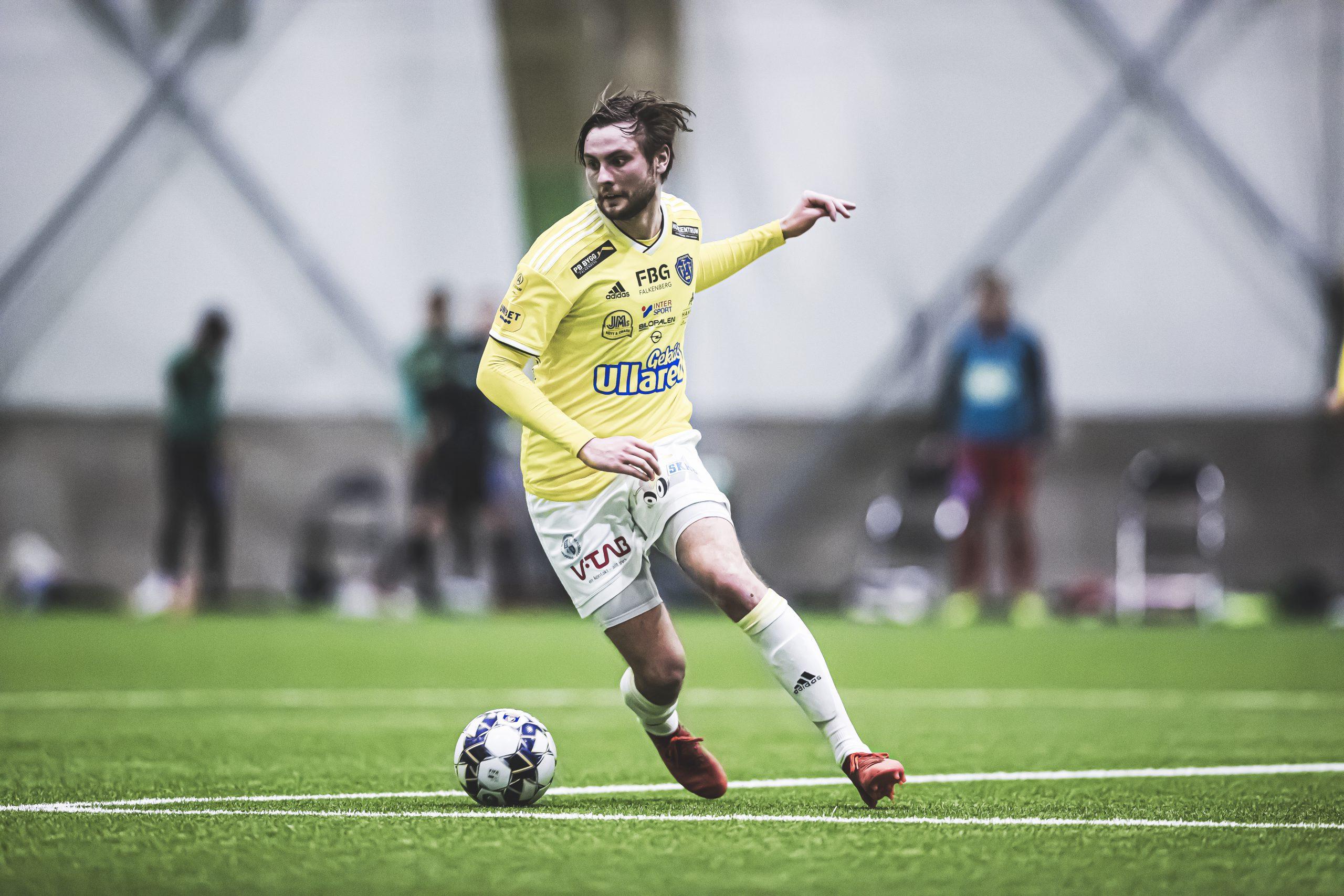 Kalle och Axel målade i U21-seger