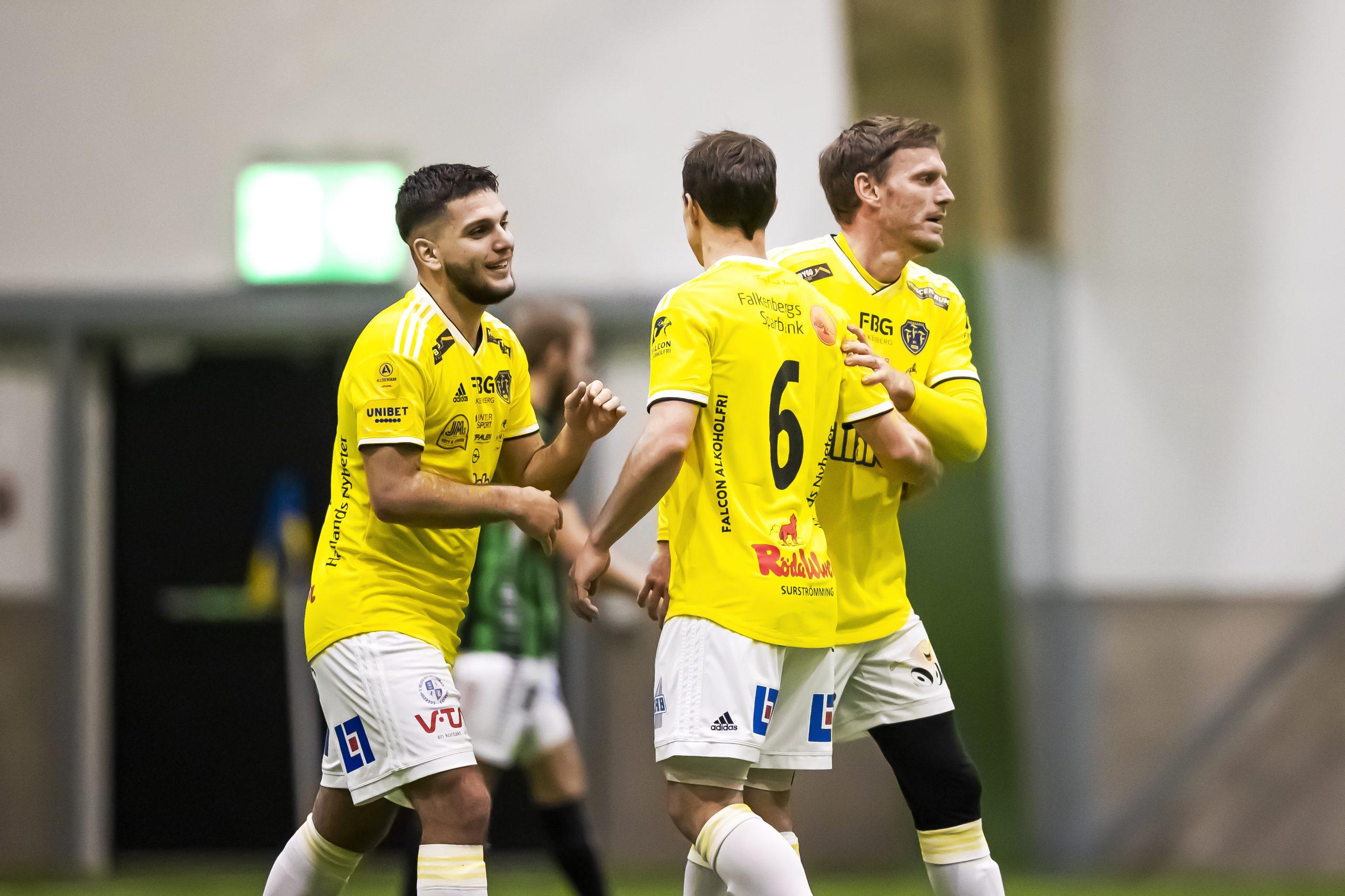 Oavgjort i Borås – Anton Wede målskytt