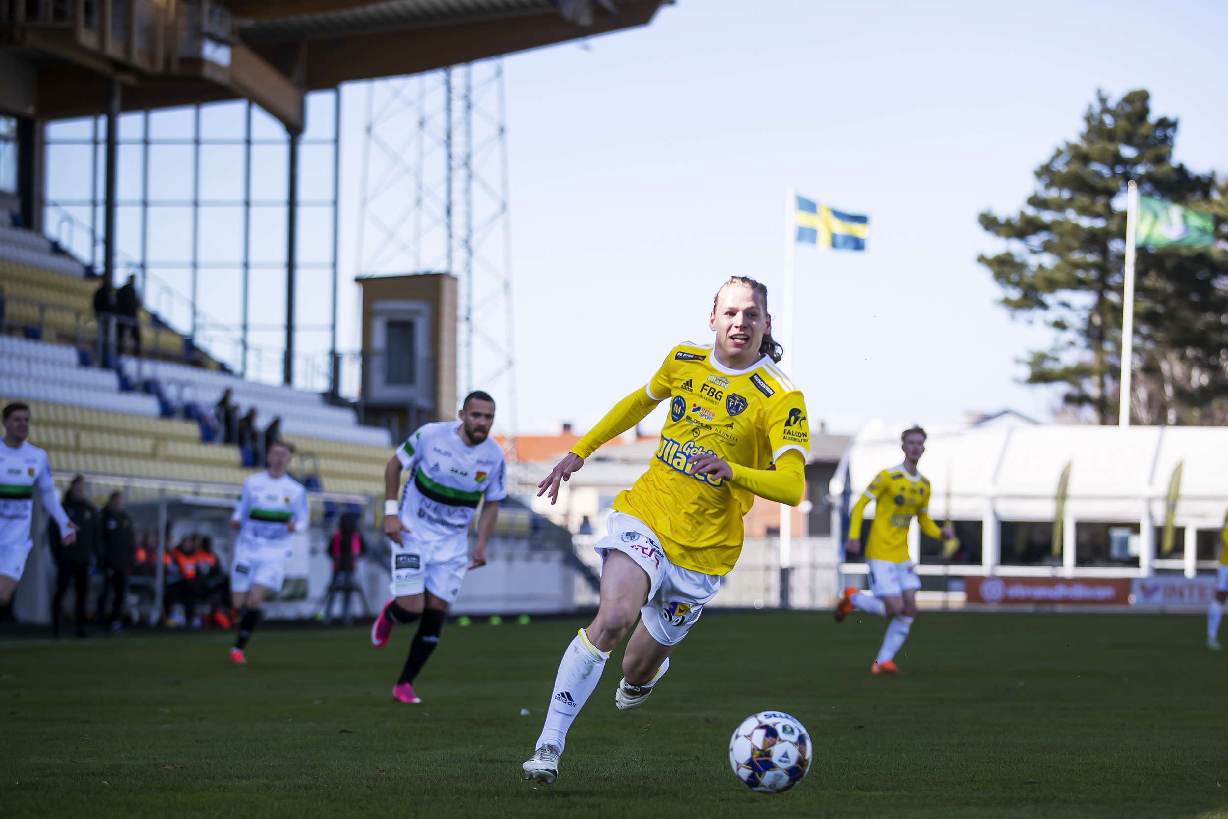 FFF krigade ner IK Brage i Borlänge!