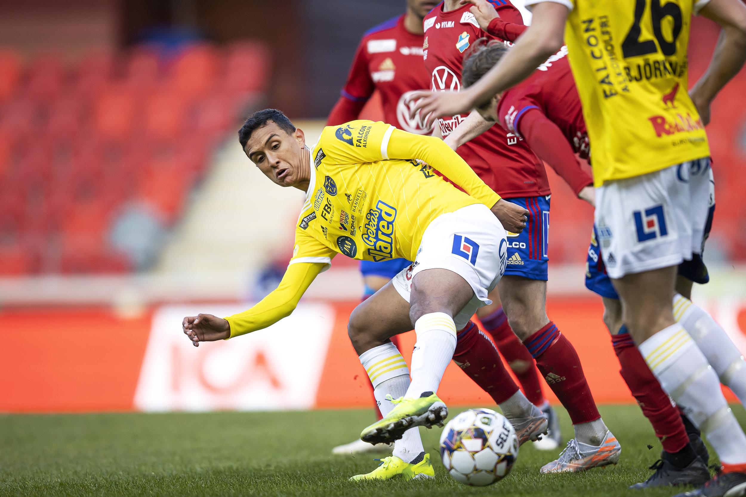 Programblad och motståndarkoll – FFF – IFK Värnamo