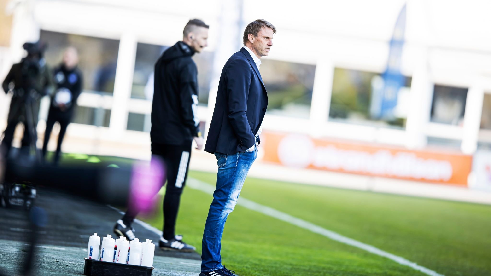 Falkenbergs FF avbryter samarbetet med Hasse Eklund
