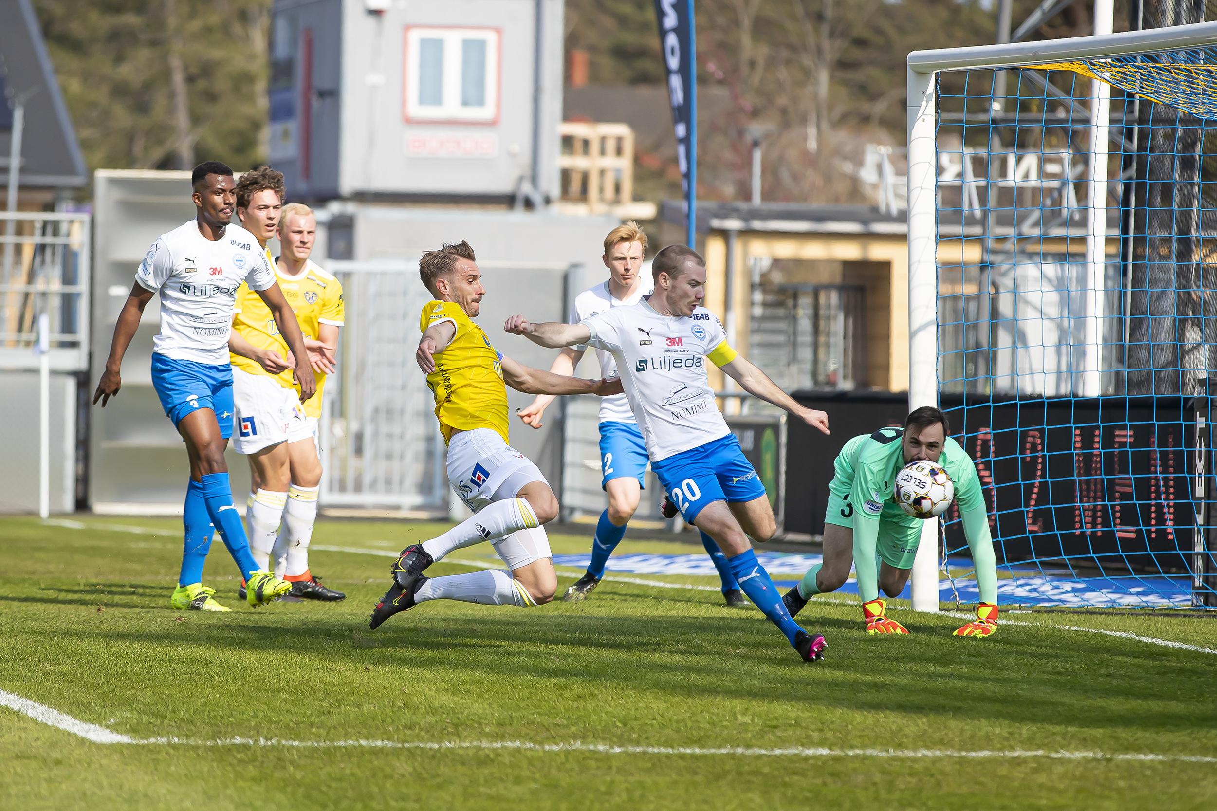 Förlust mot IFK Värnamo