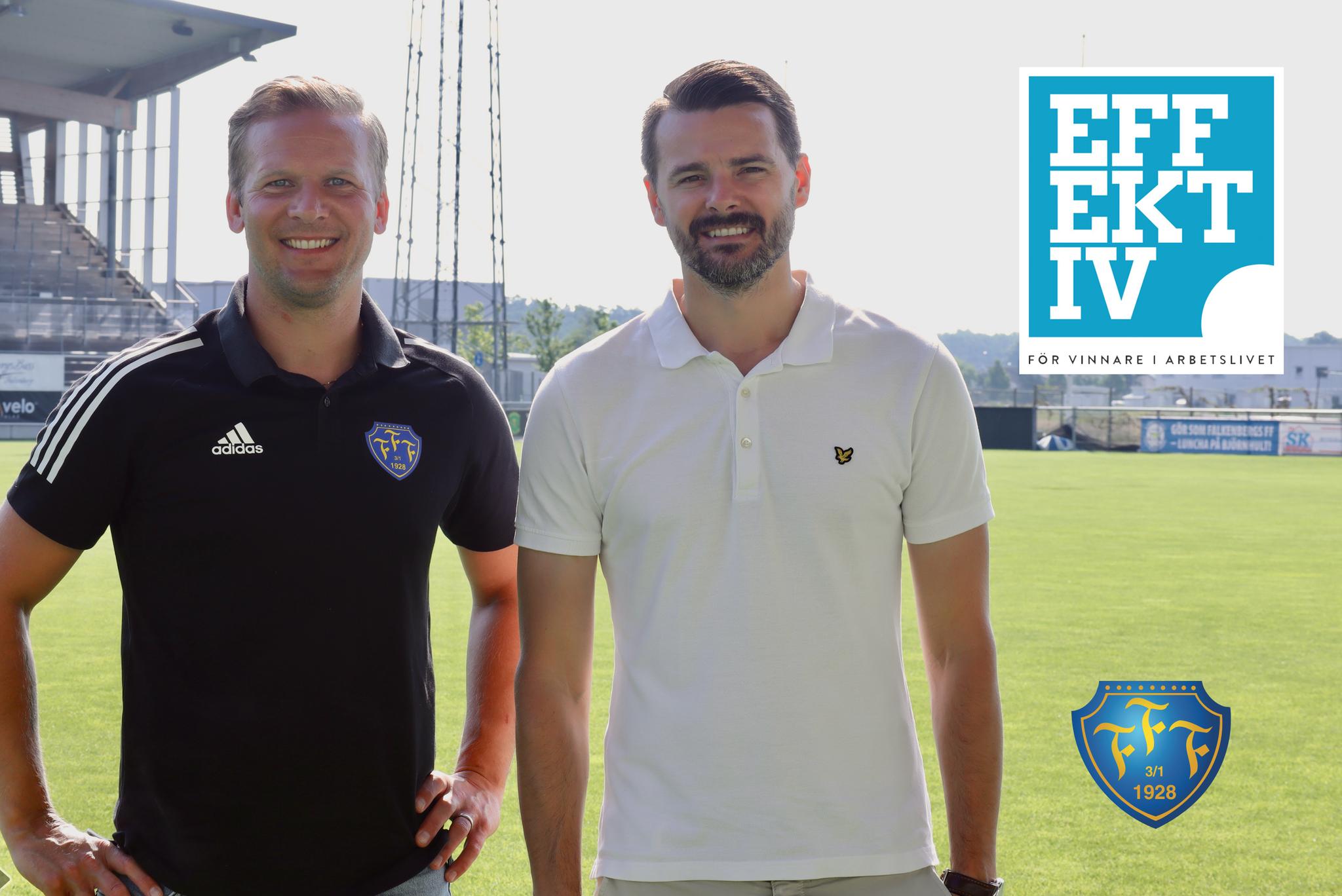 Falkenbergs FF startar samarbete med ny partner