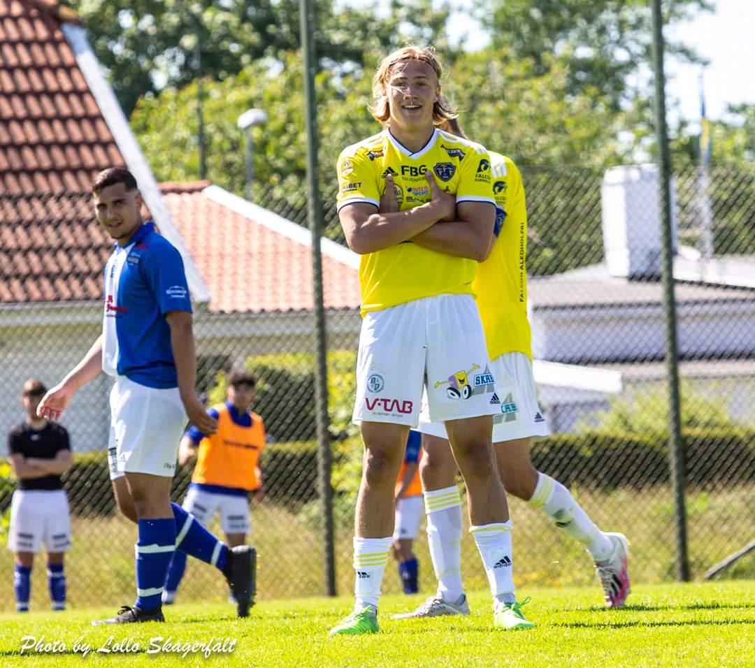 Hattrick av Christiansson i U21:s 3-0-seger över Gais
