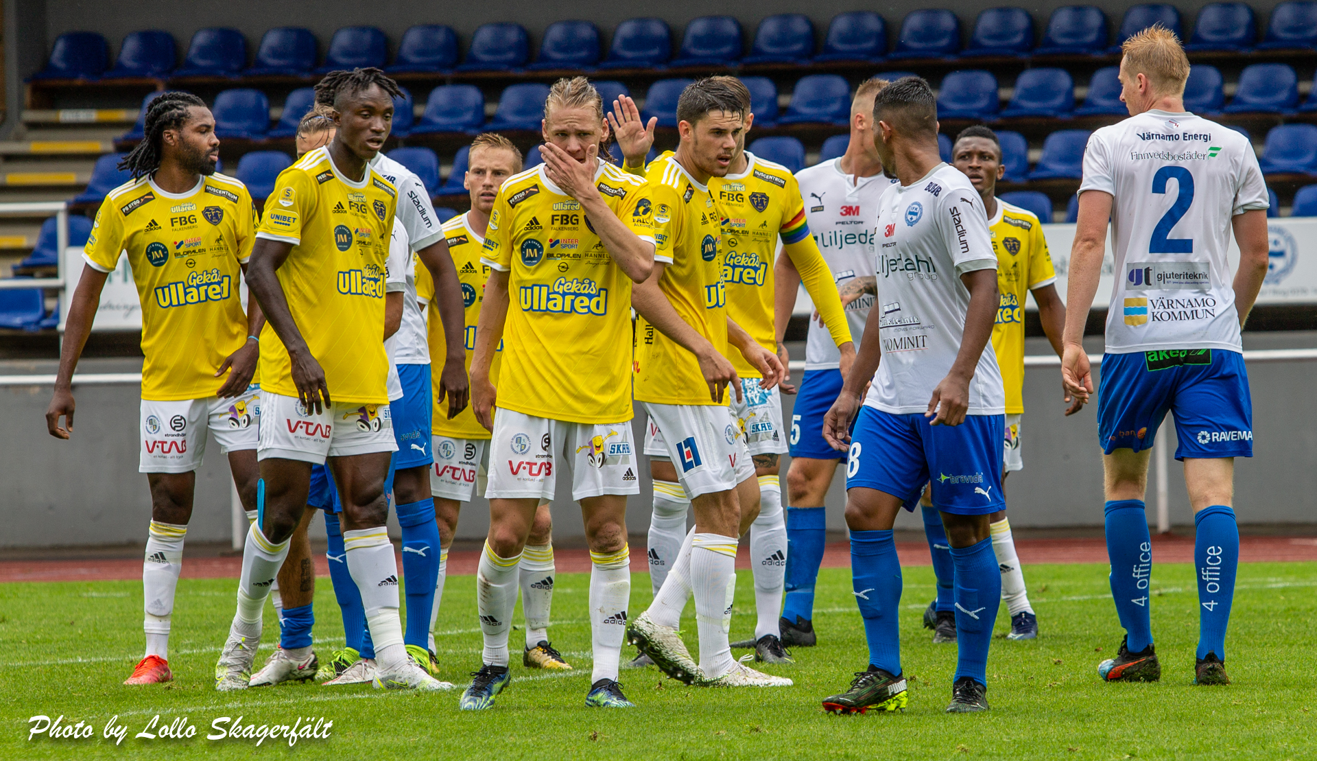 Seger mot IFK Värnamo