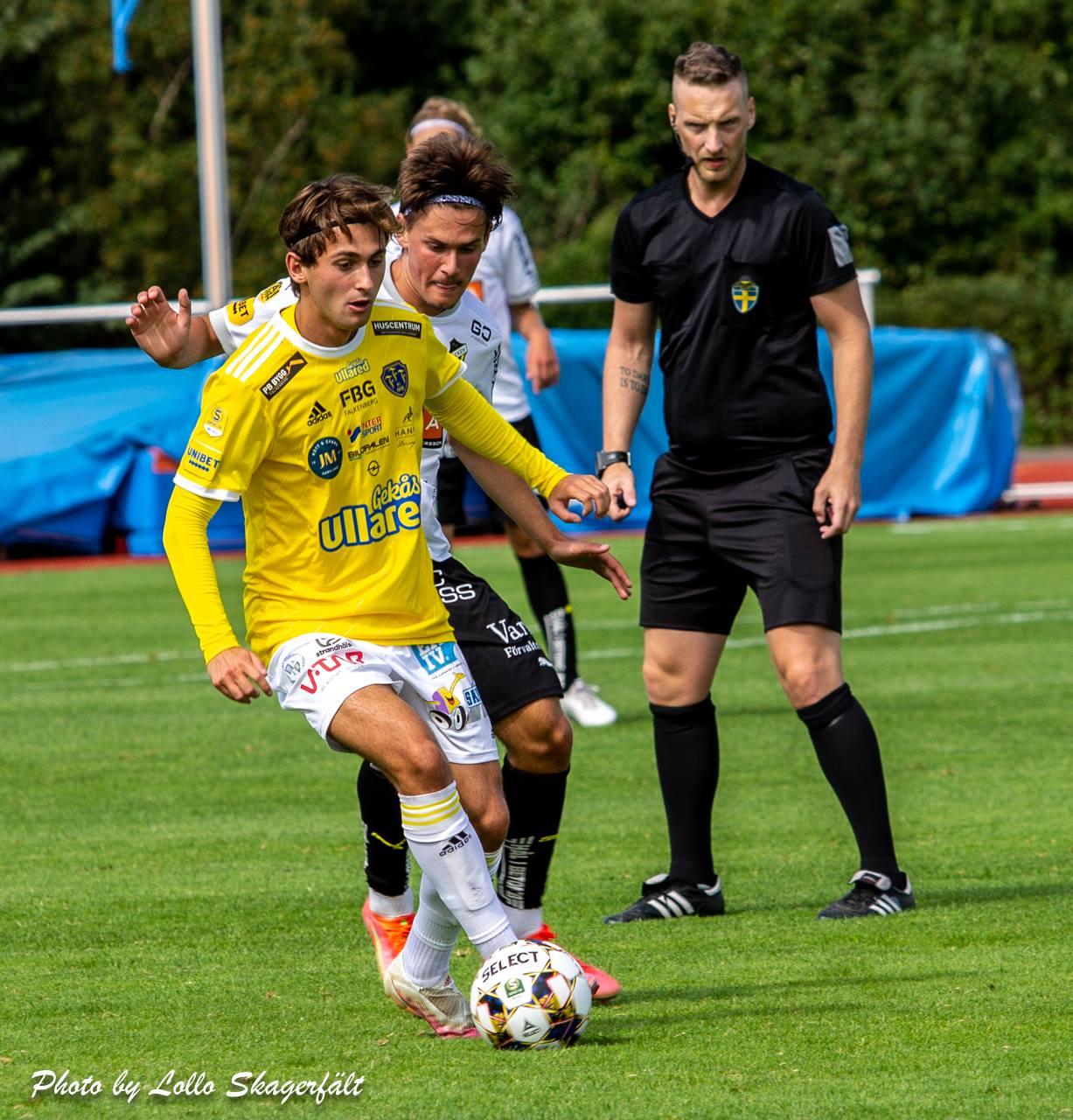 Förlust för purungt U21 mot Öis