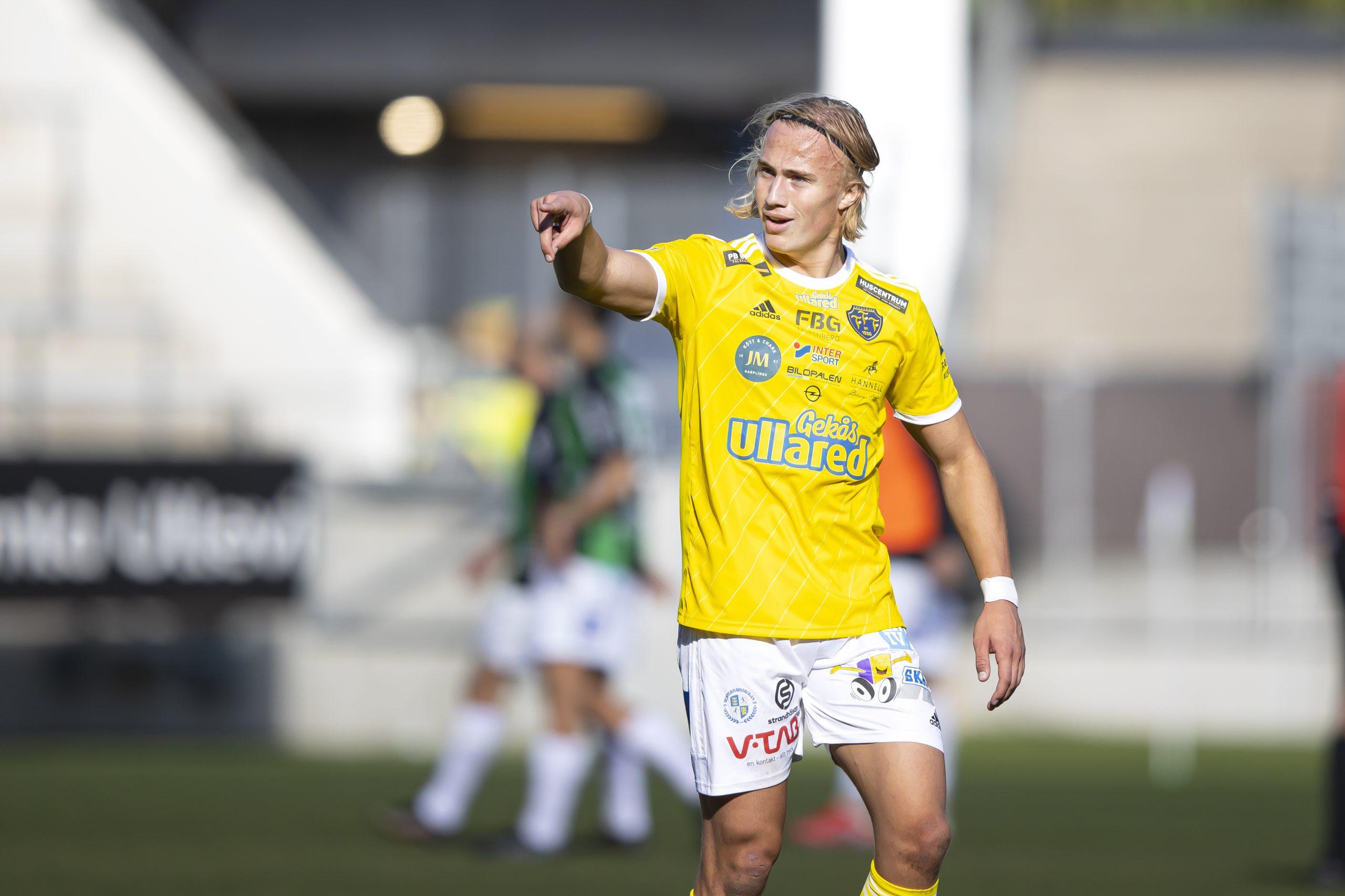 """U21 föll knappt mot Häcken: """"Den bästa U21-match jag varit med på"""""""