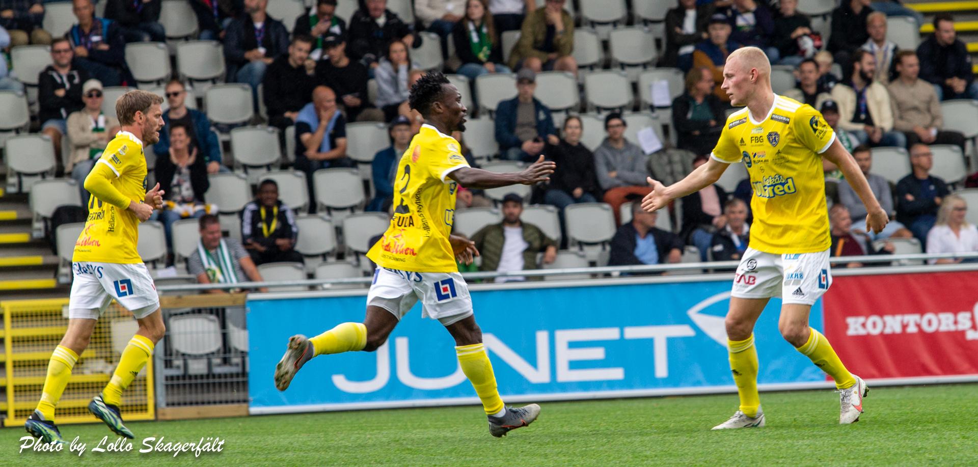 Tre ramträffar när FFF föll tungt i Jönköping