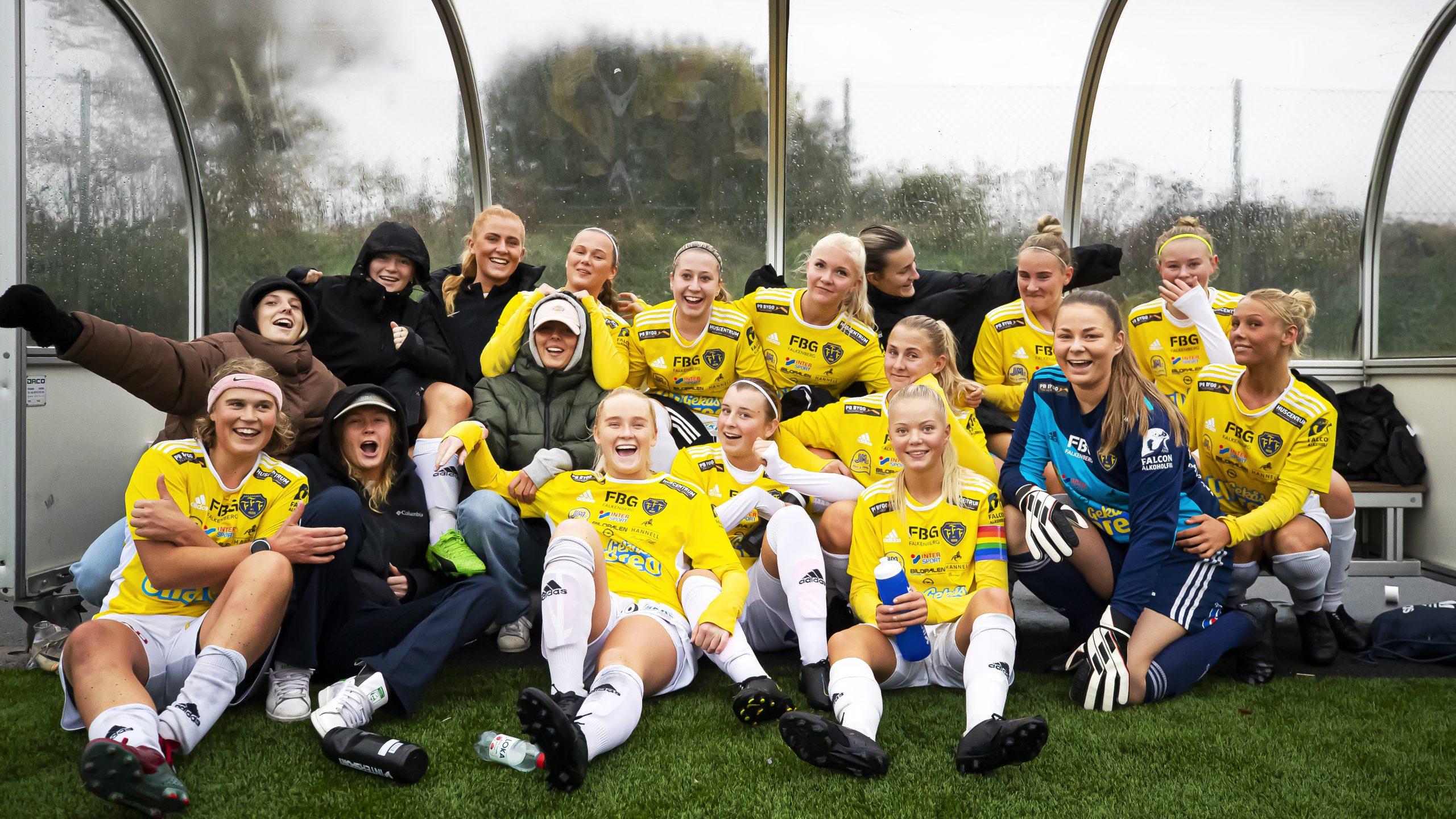 5-1-seger för damerna mot Lerkil